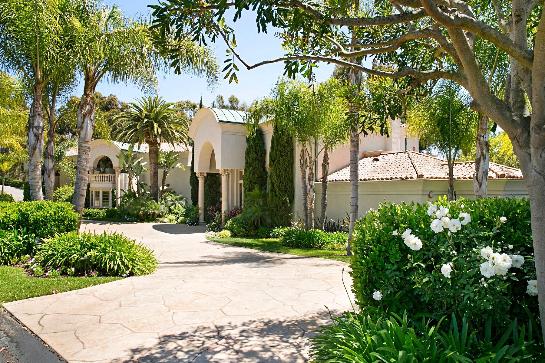 Casa Unifamiliar por un Venta en 14479 Emerald Ln Rancho Santa Fe, California, 92067 Estados Unidos