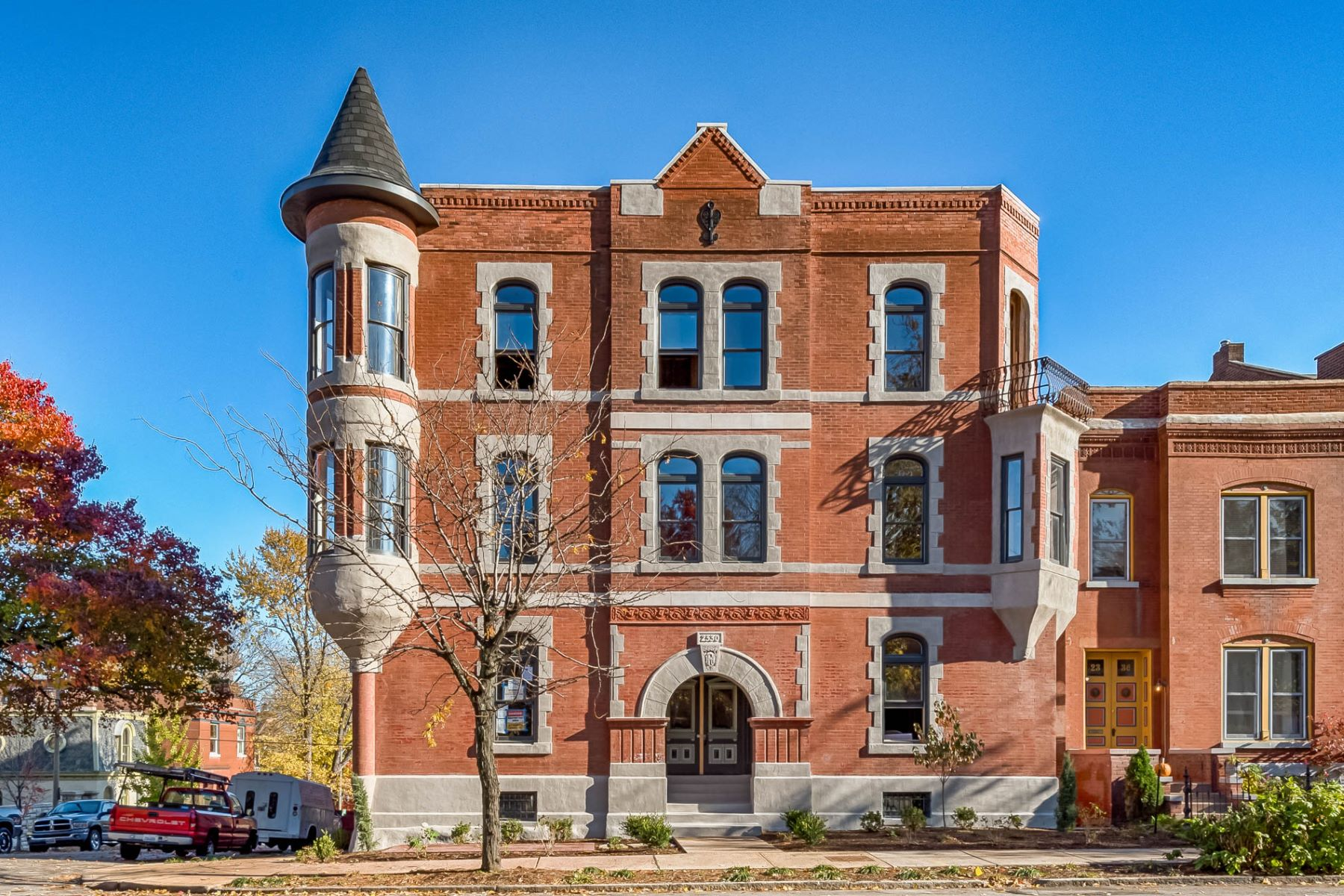 Condominium for Sale at Ruckert on 12th 2330 South 12th Street # 101 St. Louis, Missouri 63104 United States