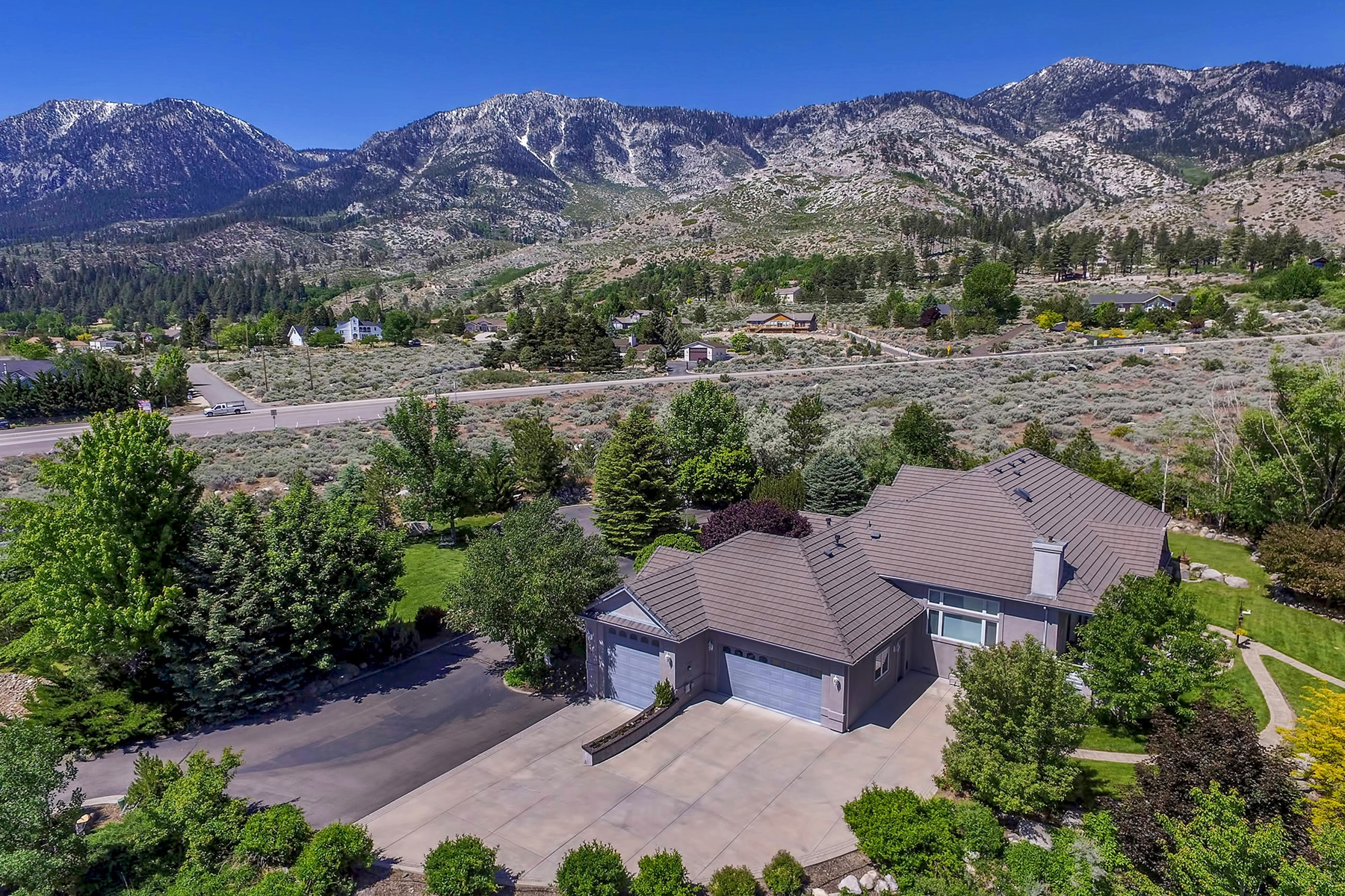 Single Family Home for Active at 220 Goa Way, Gardnerville, Nevada 220 Goa Way Gardnerville, Nevada 89460 United States