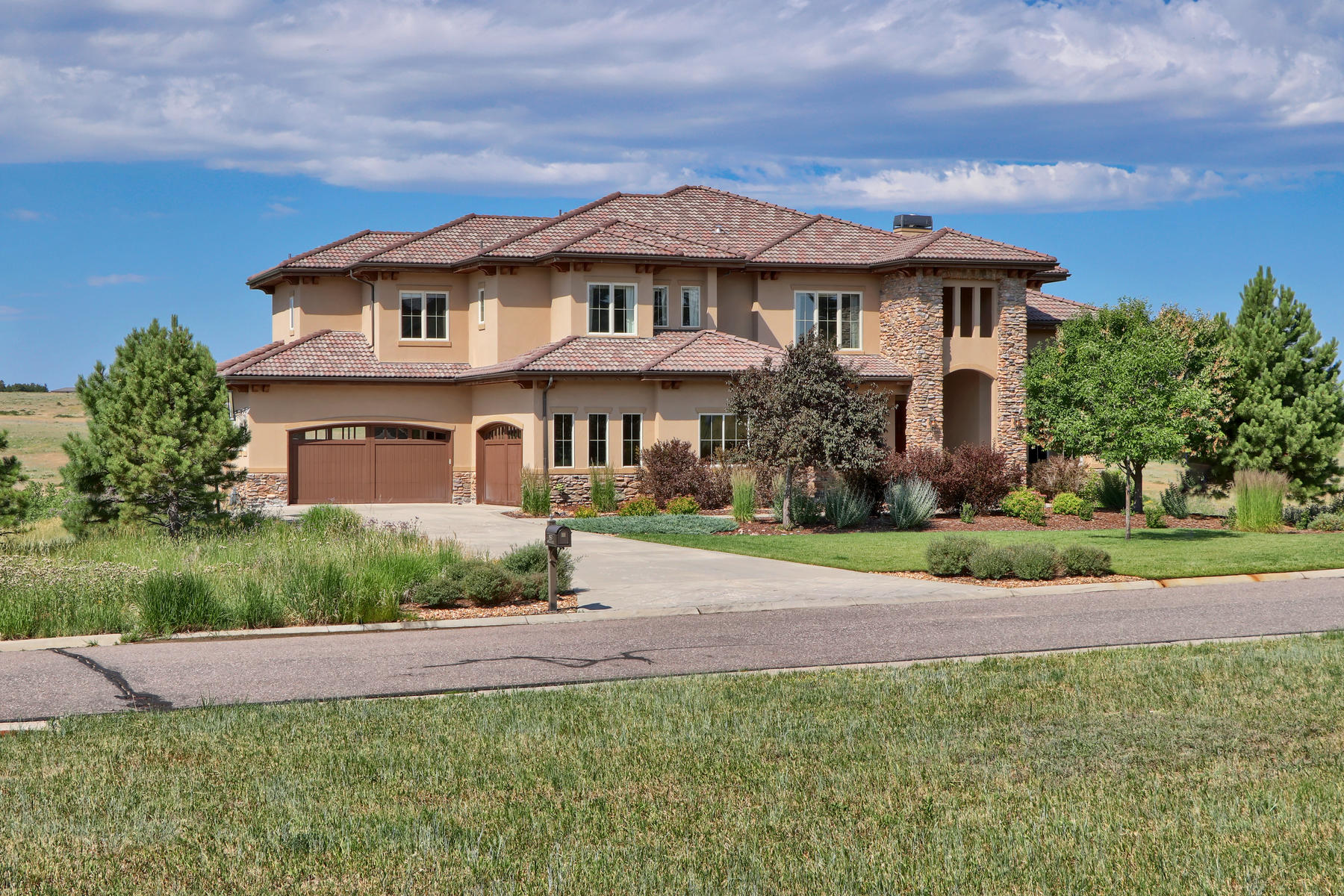 Single Family Homes for Sale at The Home You've Longed For 9863 Sara Gulch Cir, Parker, Colorado 80138 United States