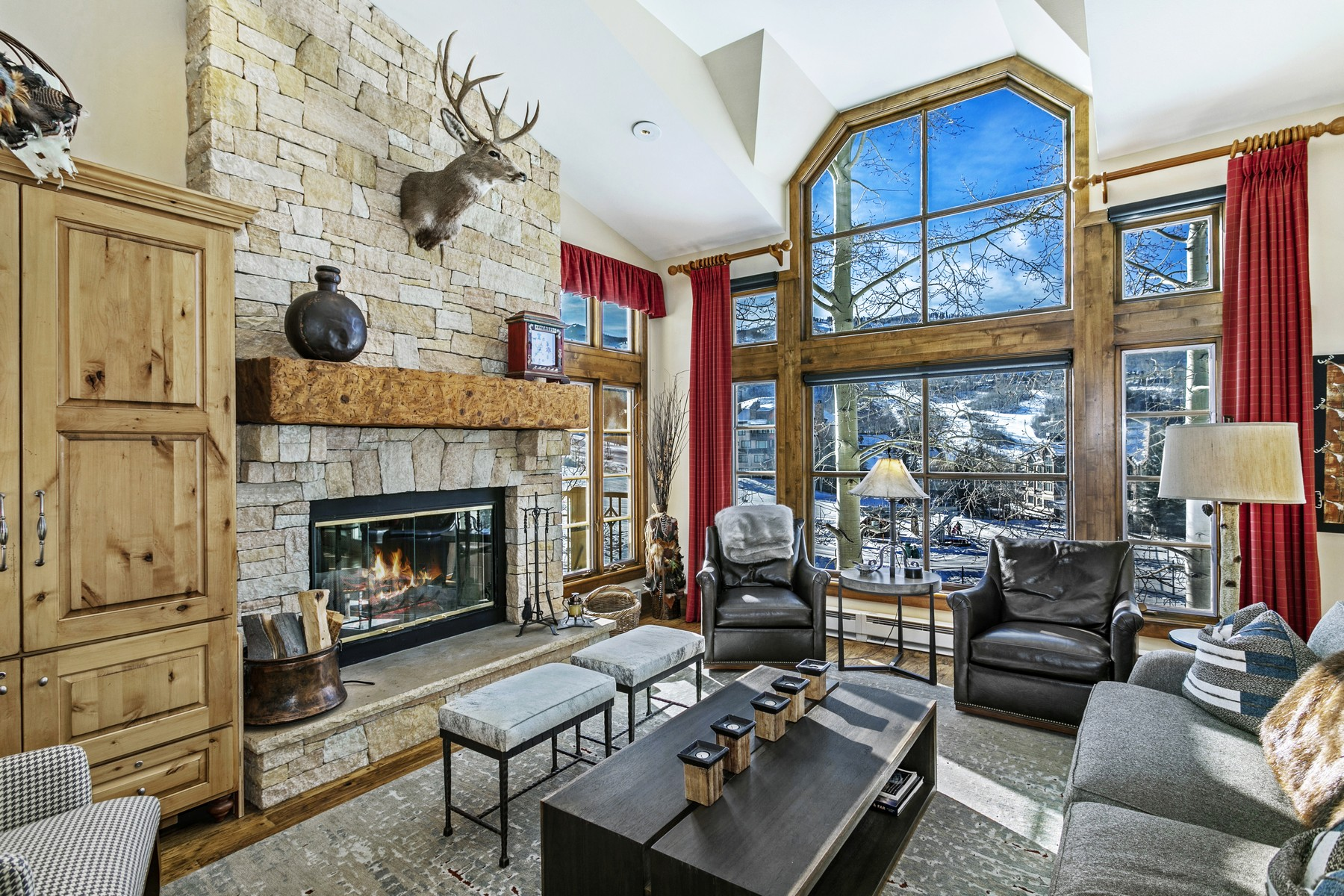 Townhouse for Active at Beaver Creek Meadows #S6 450 Offerson Road #S6 Beaver Creek, Colorado 81620 United States