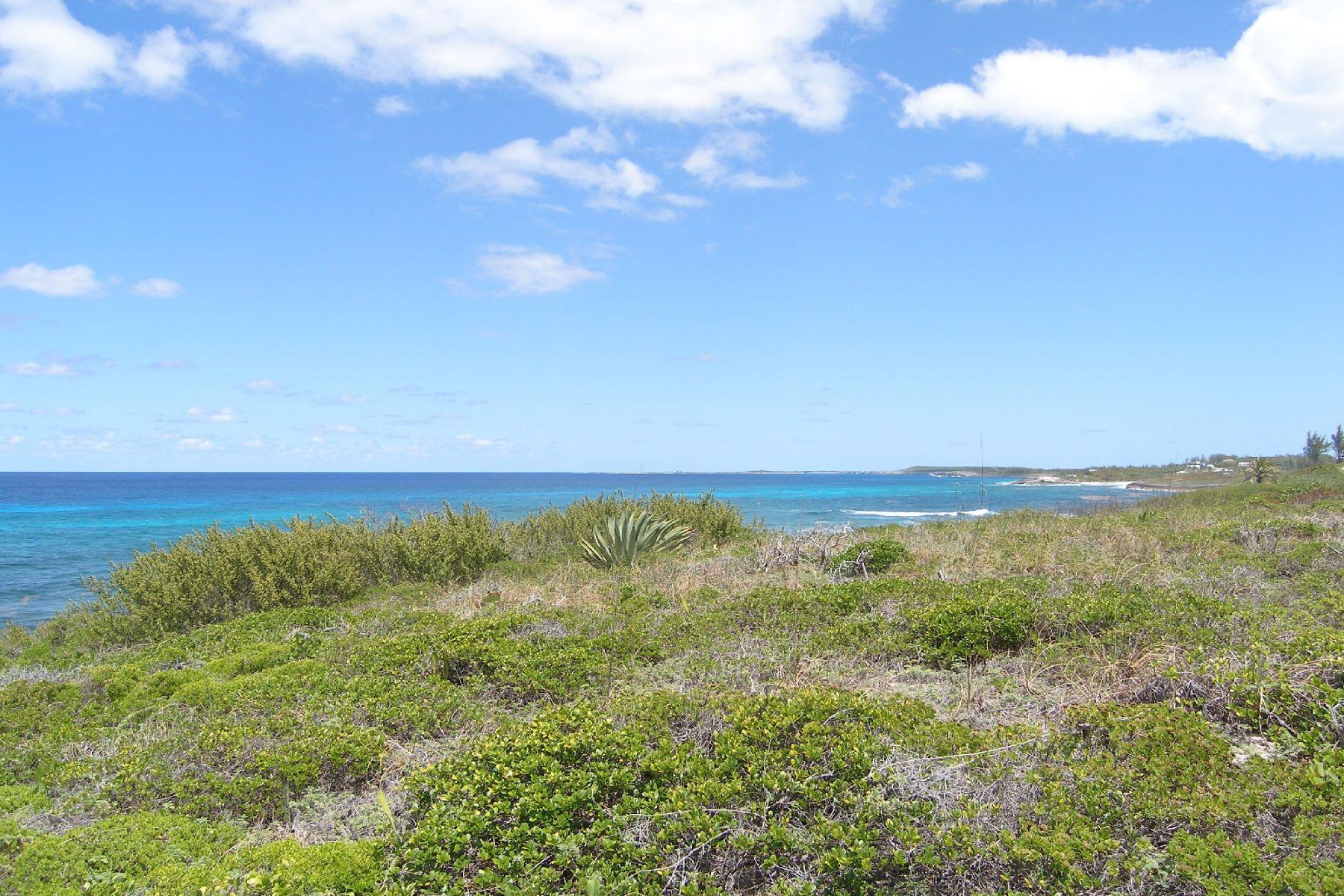 Terreno per Vendita alle ore Elevated Waterfront Lot Rainbow Bay, Eleuthera Bahamas