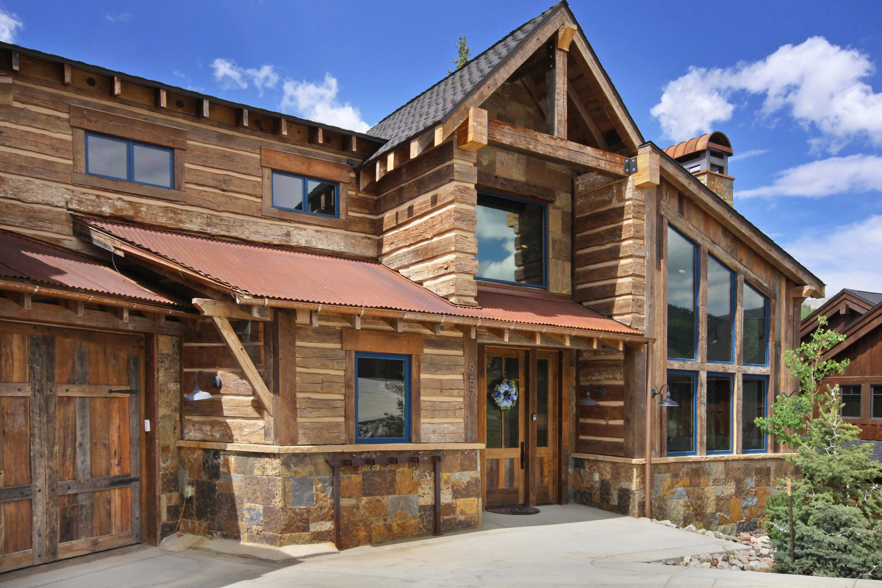 Single Family Home for Active at The Timbers at Copper Mountain 957 Beeler Place Copper Mountain, Colorado 80443 United States