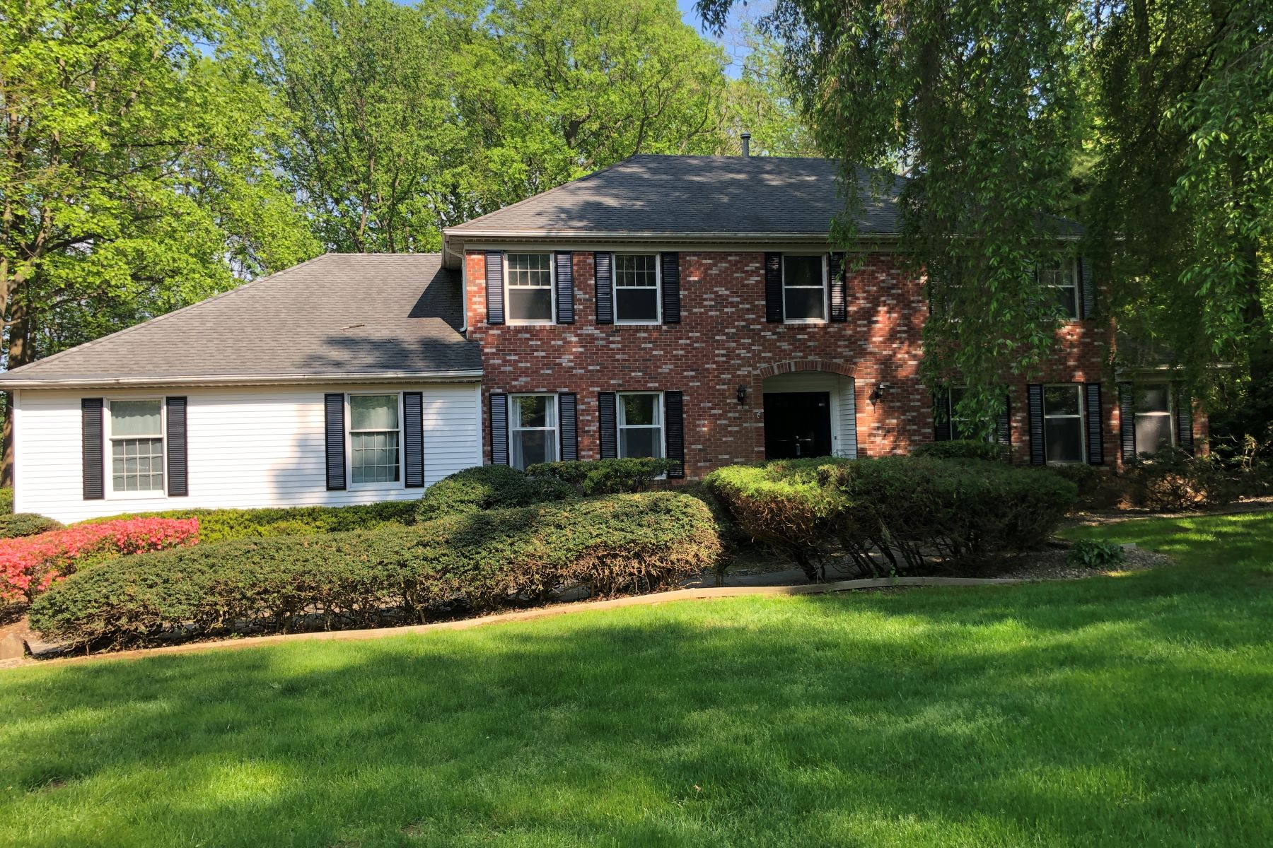 Single Family Home for Sale at Picturesque Holmdel 2 Northview Terr, Holmdel, New Jersey 07733 United States