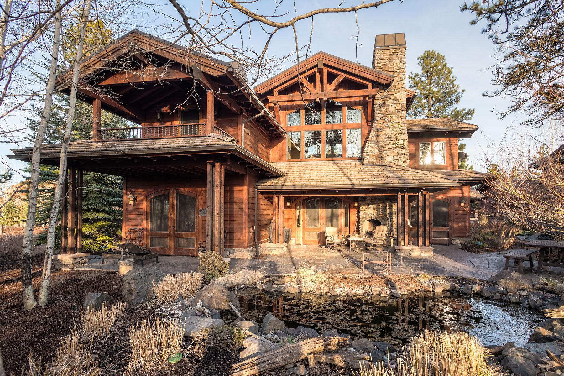 Vivienda unifamiliar por un Venta en Black Rock Golf Community 17385 S Halite Loop Coeur D Alene, Idaho, 83814 Estados Unidos