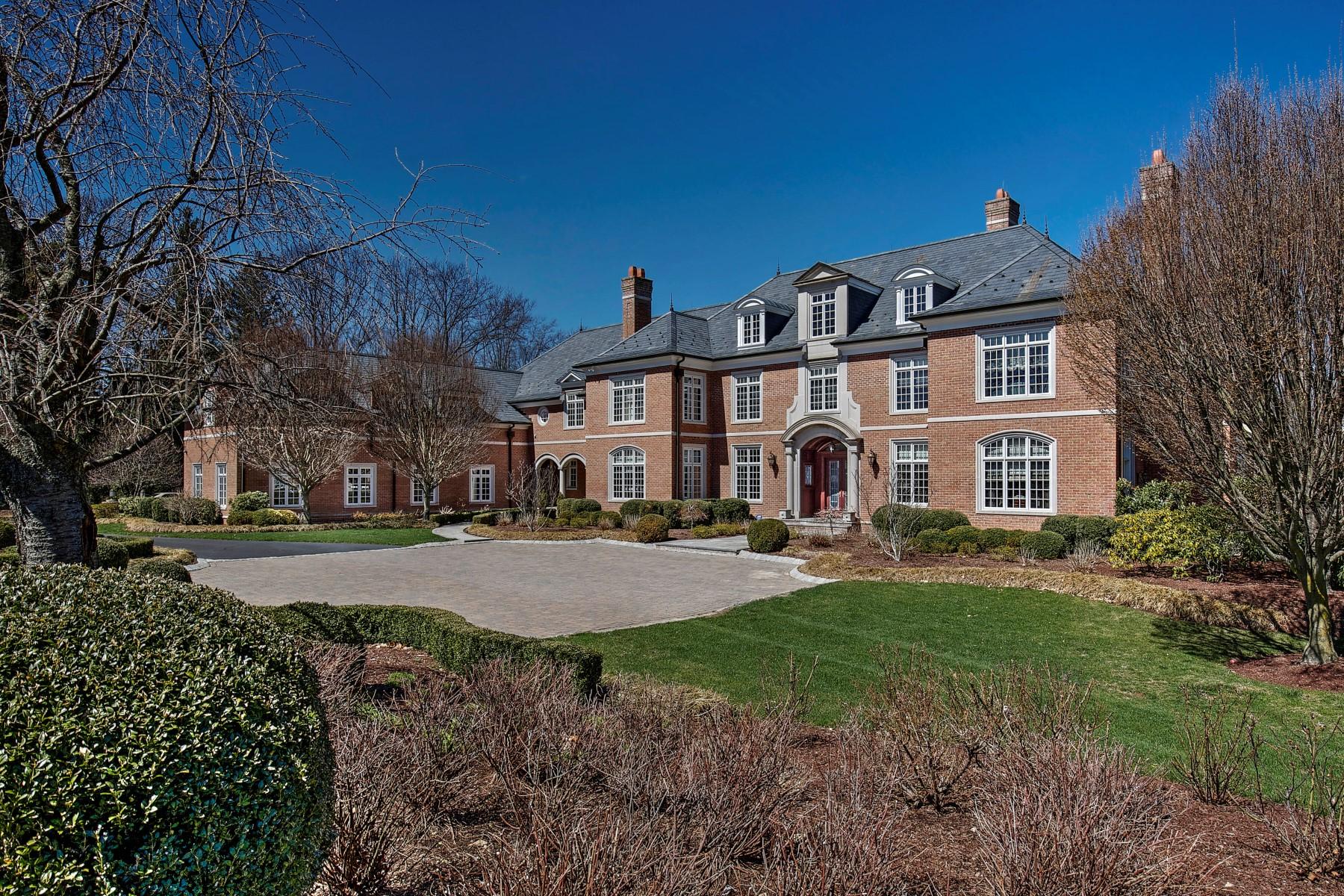 独户住宅 为 销售 在 Mountain Top Manor 141 Mountain Top Road 伯纳兹维尔, 新泽西州 07924 美国