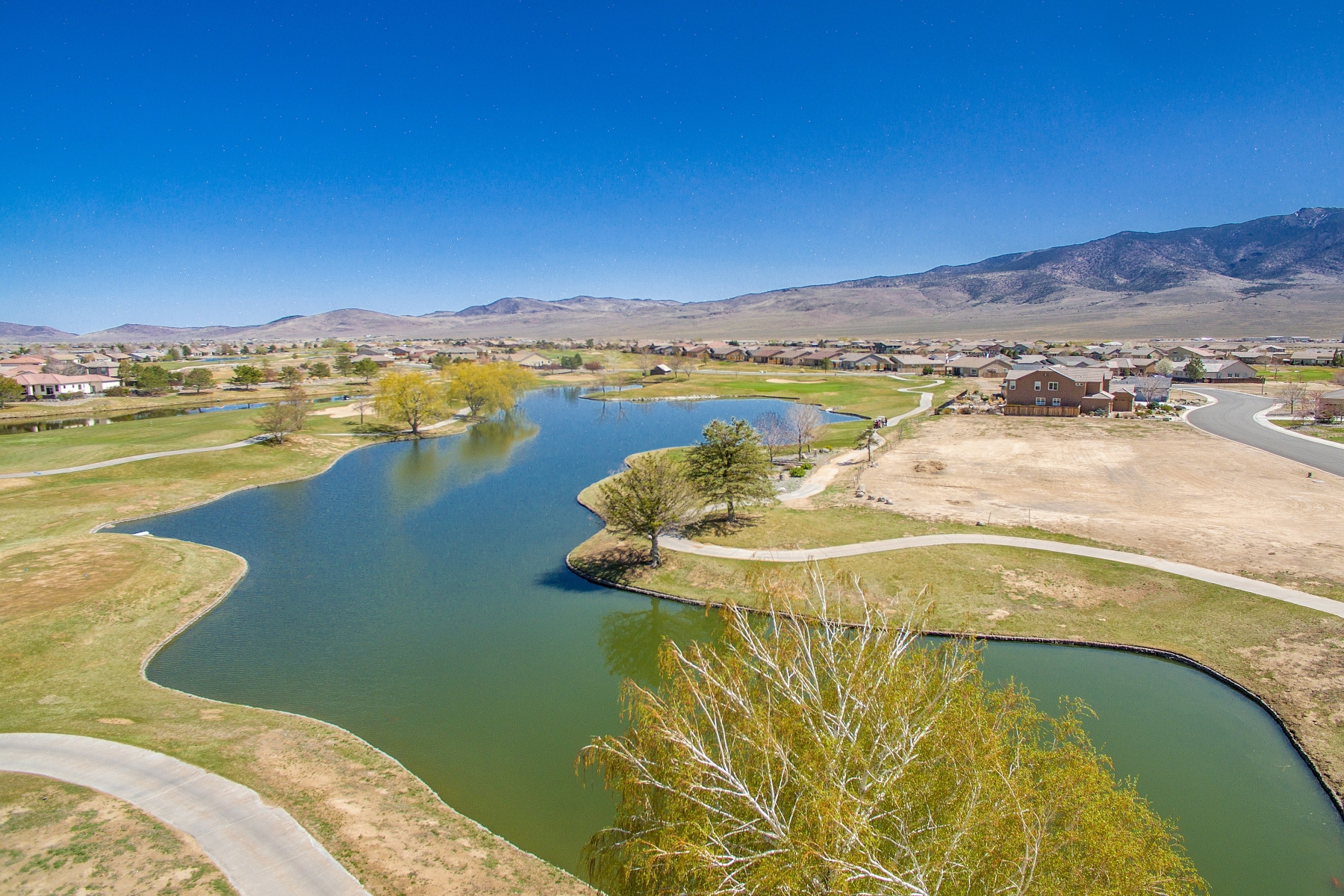 Land for Active at 366 Bayhill Circle, Dayton, Nevada 366 Bayhill Circle Dayton, Nevada 89403 United States