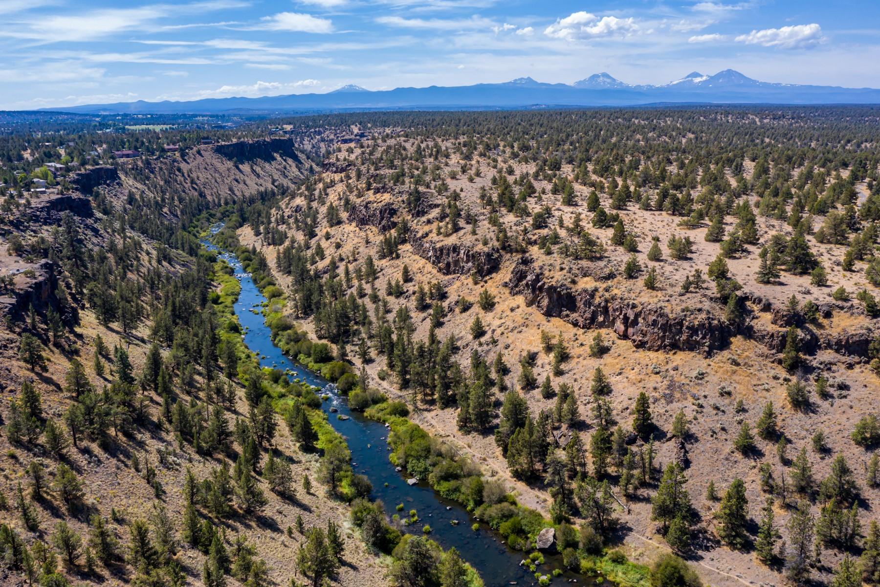 Terrain pour l Vente à River & Mountain Views 4695 SW Loma Linda Drive, Redmond, Oregon 97756 États-Unis