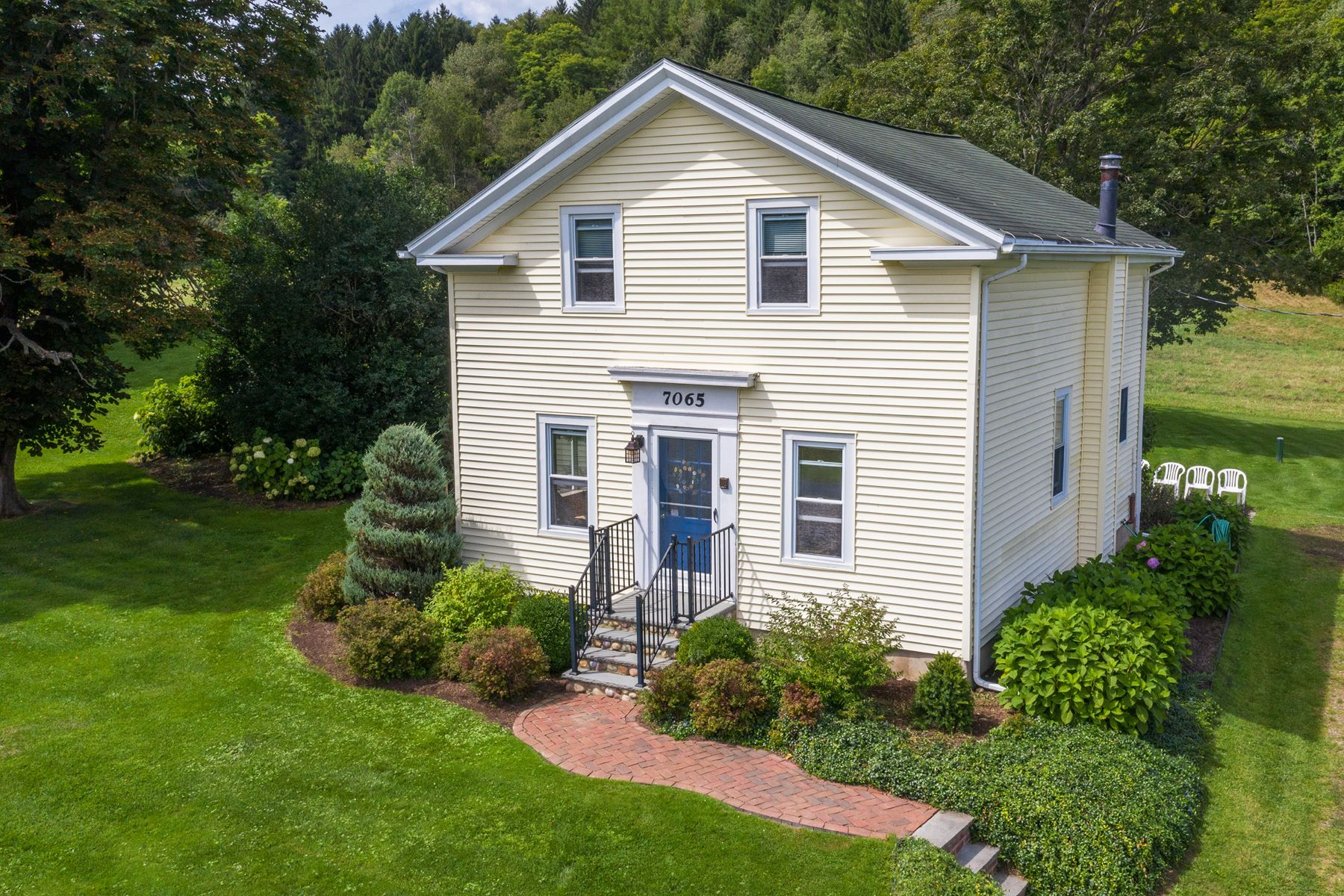 "Single Family Homes for Sale at ""The Cottage of Content"" at Red Hills Farm 7065 County Route 14 Road Bath, New York 14810 United States"