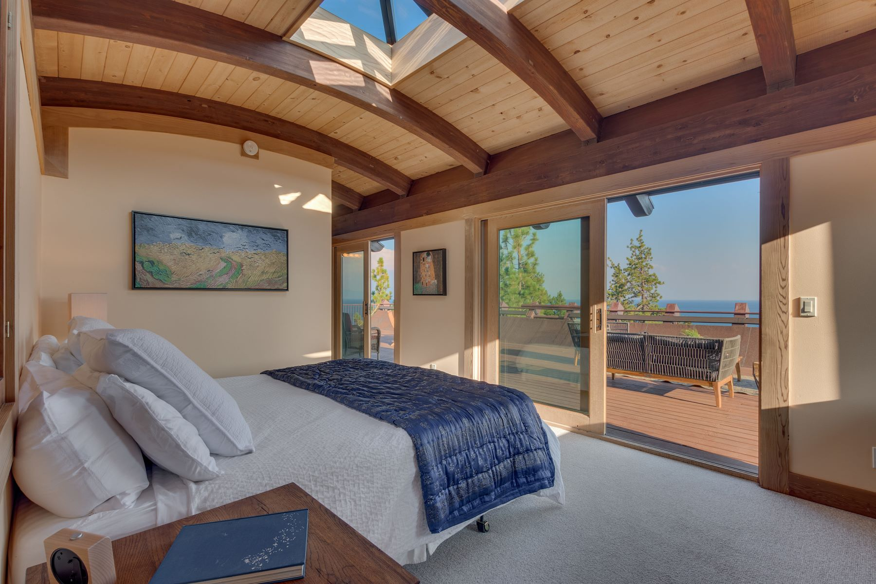 Additional photo for property listing at The Whitaker House 1455 N Lake Boulevard Tahoe City, California 96145 United States