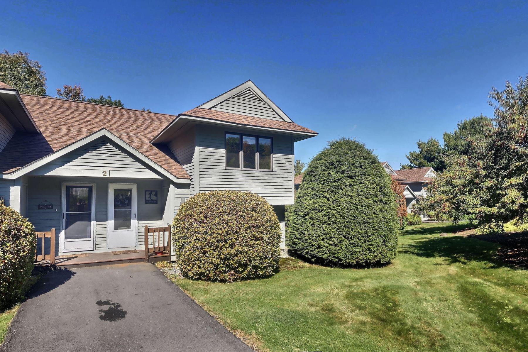 Condominiums 为 销售 在 2B North Peak Village, Newbury 2B North Peak Village 纽伯里, 新罕布什尔州 03255 美国