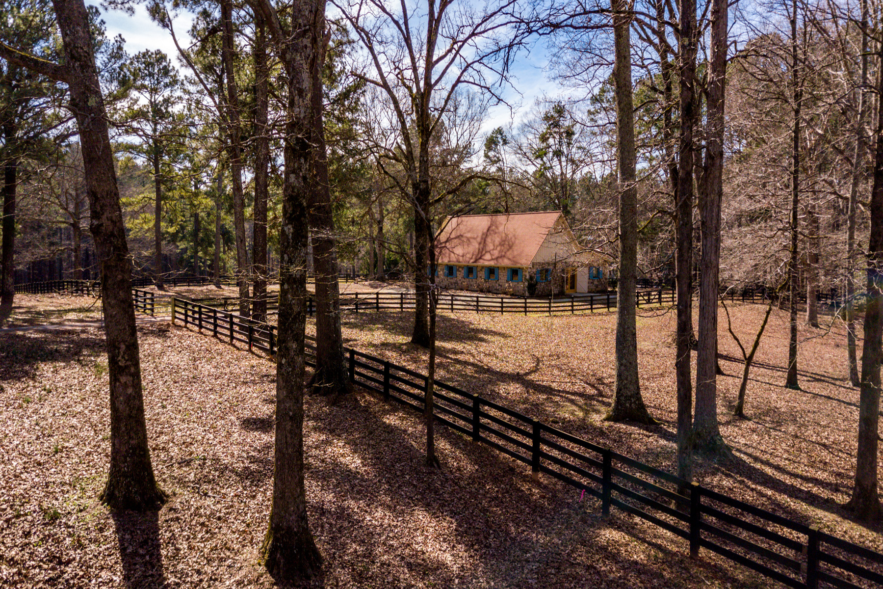Land for Active at Exquisite Equestrian Estate 0 Rising Star Road Lot 4 Brooks, Georgia 30205 United States