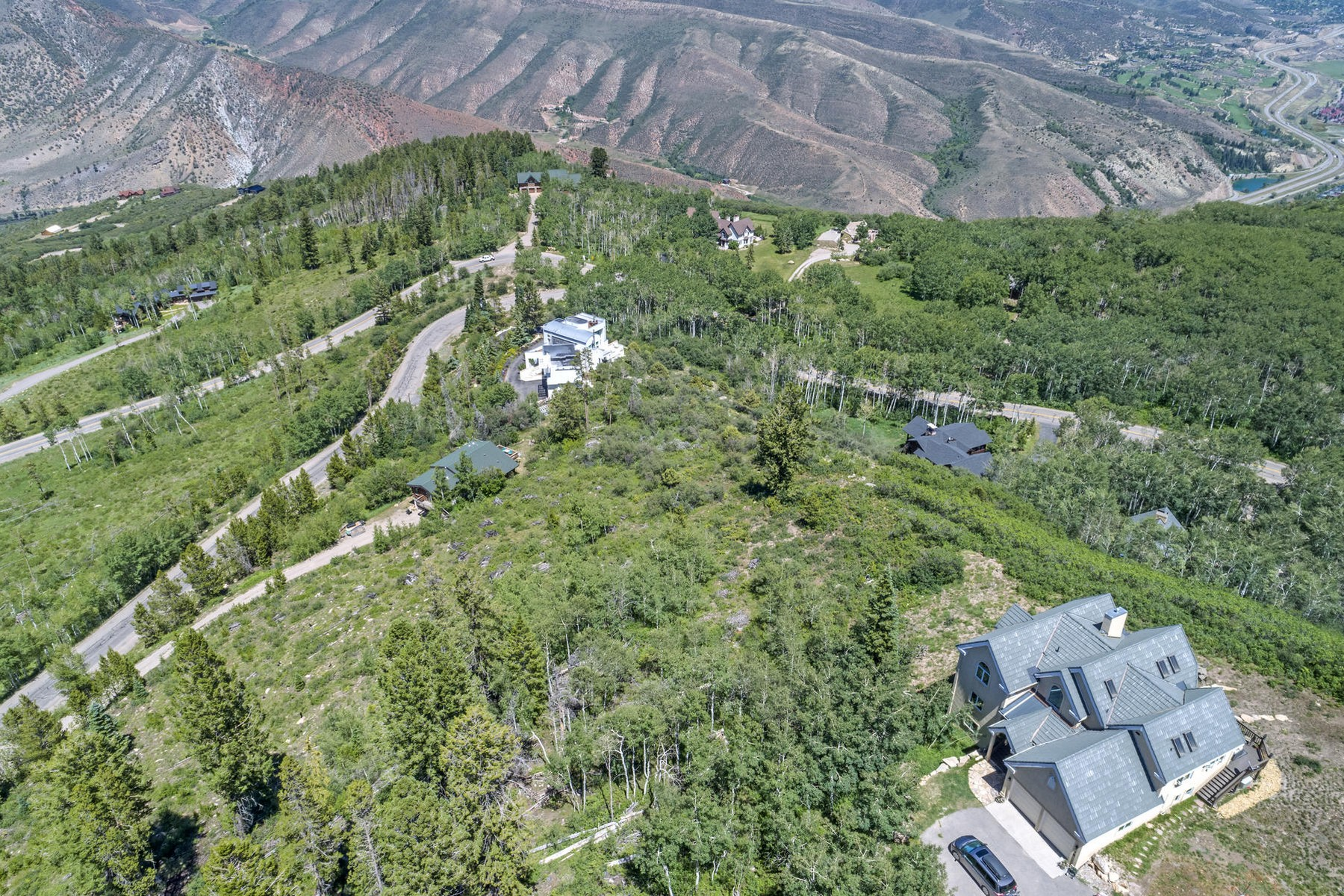 Terrain pour l Vente à Home sites on Little Dipper Road 171 Little Dipper Road, Wolcott, Colorado 81655 États-Unis