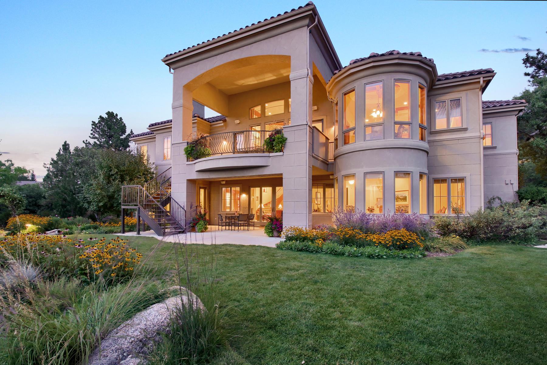 Single Family Homes por un Venta en Castle Rock, Colorado 80108 Estados Unidos