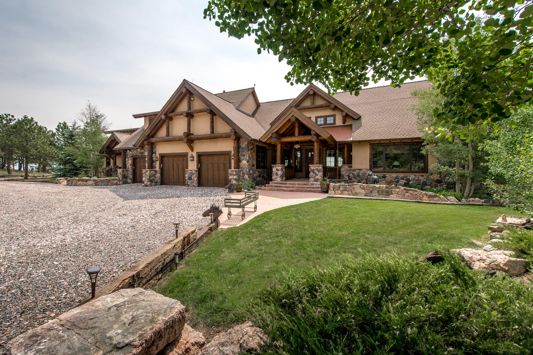 Property for Active at Off the beaten path in Golden Colorado 7775 Spirit Ranch Rd Golden, Colorado 80403 United States
