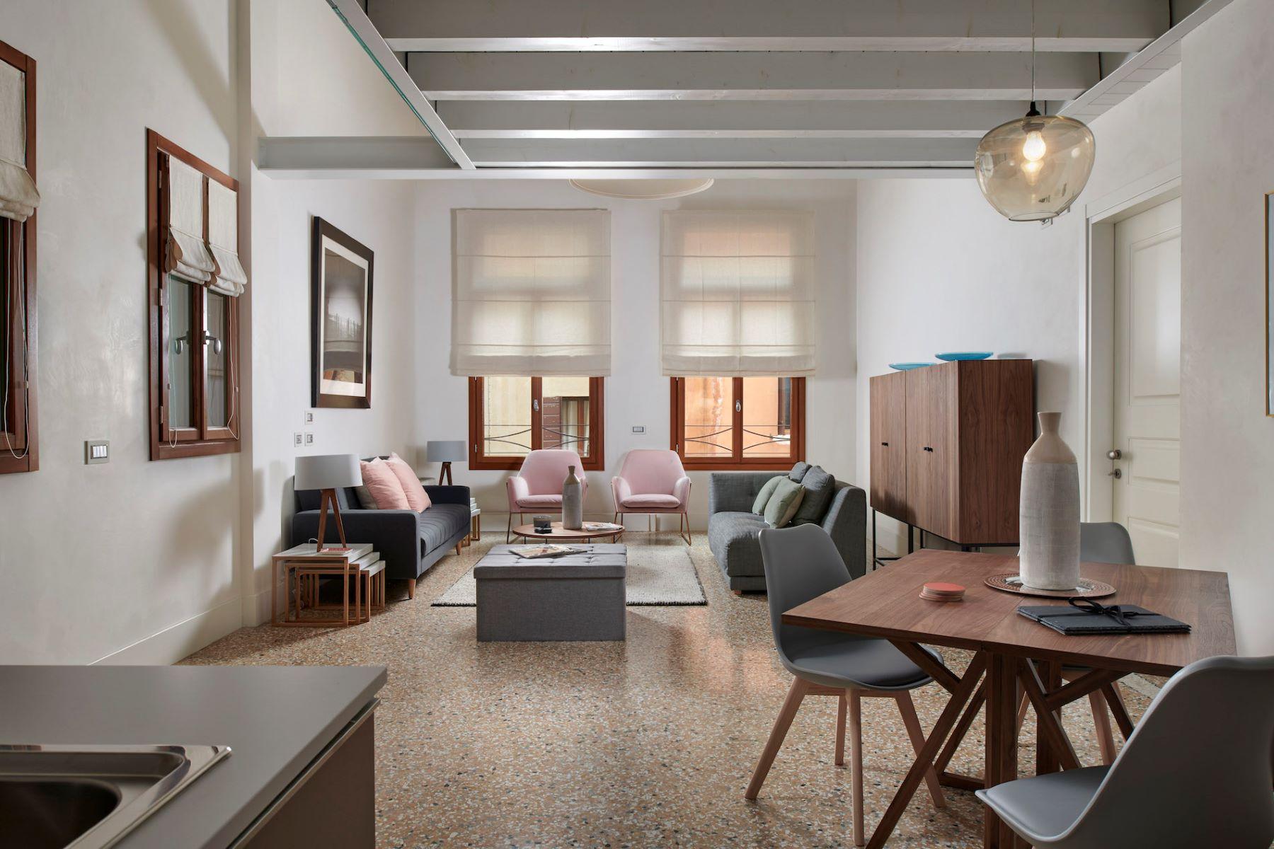 Apartments for Sale at Massari Loft Palazzo Molin Venezia, Venice Italy