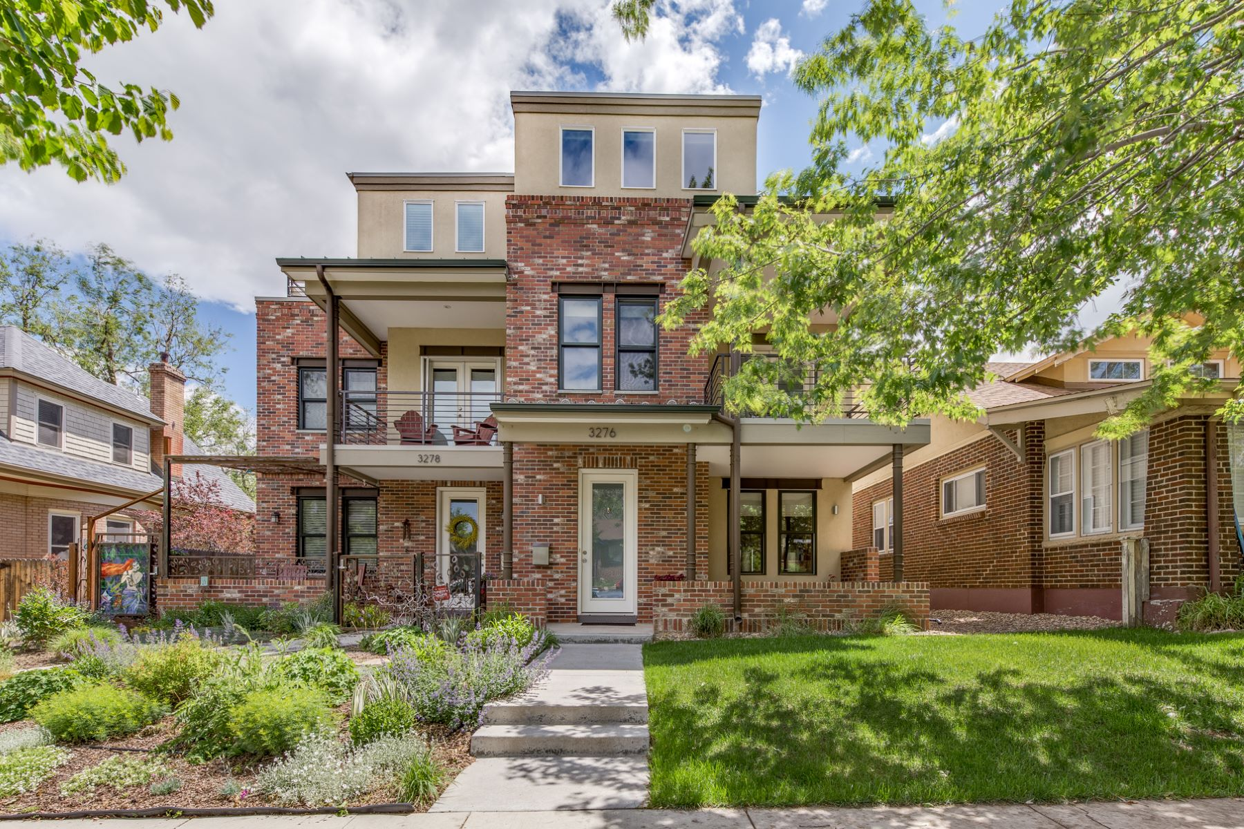 Single Family Home for Sale at 3276 Raleigh St 3276 Raleigh Street Denver, Colorado, 80212 United States