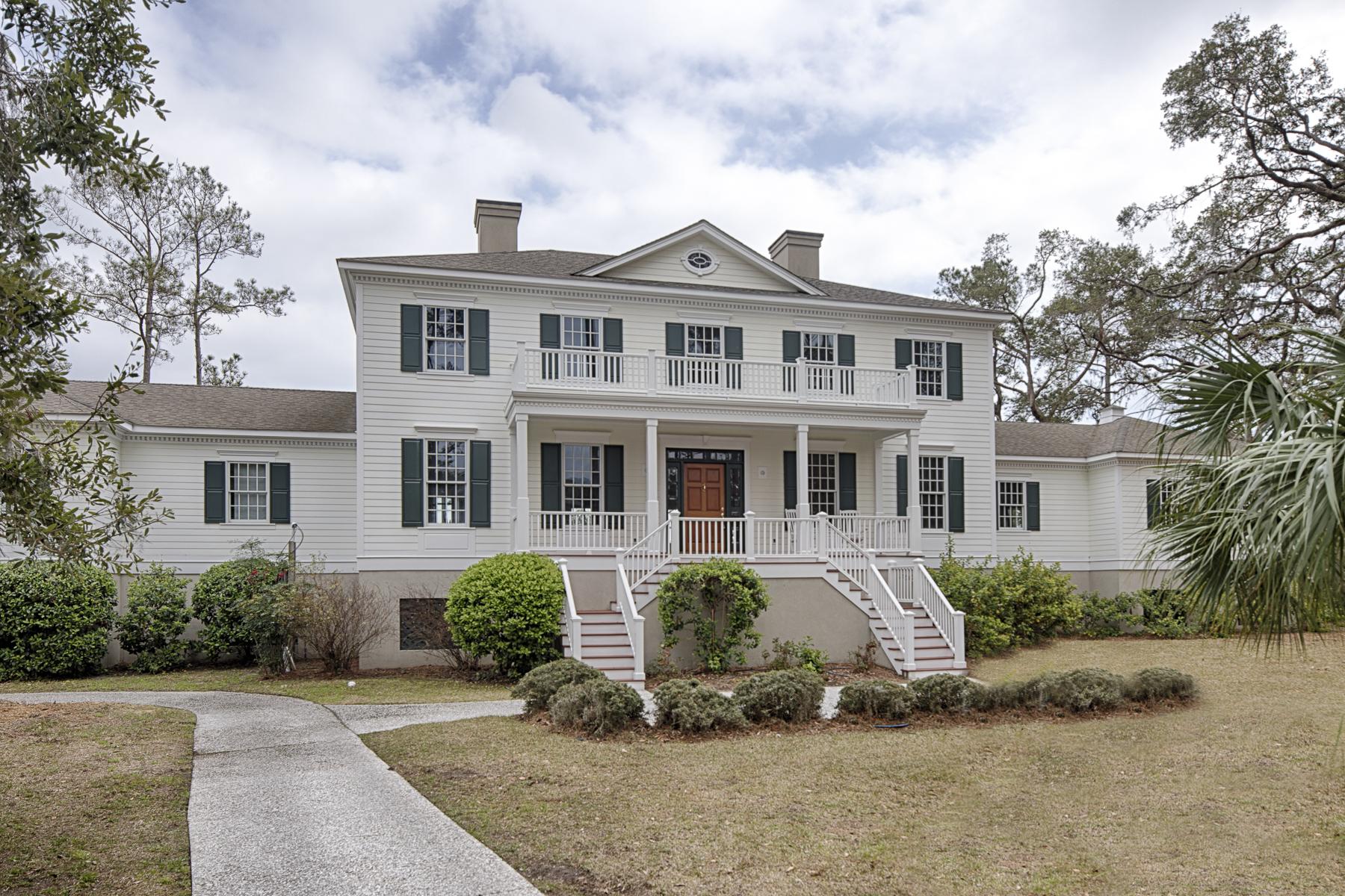 獨棟家庭住宅 為 出售 在 20 Port Passage Daufuskie Island, 南卡羅來納州, 29915 美國