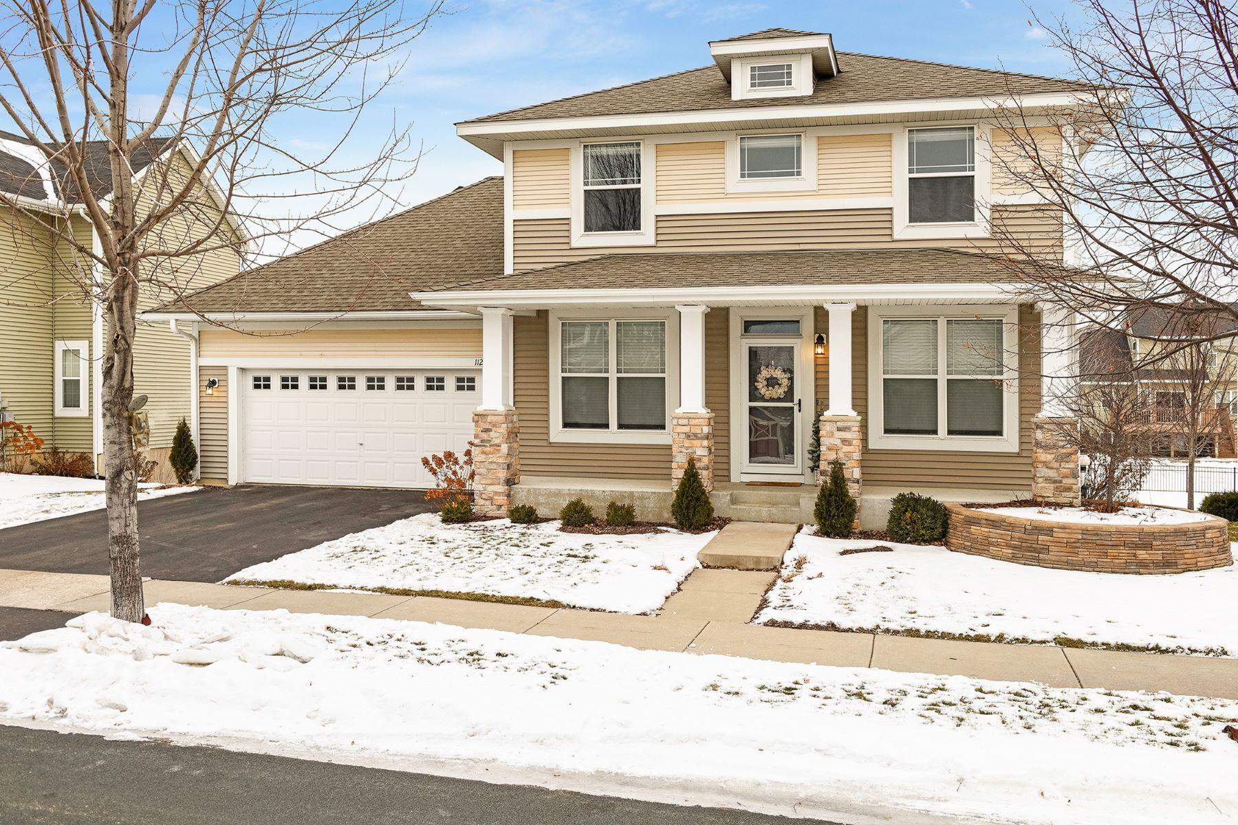 Einfamilienhaus für Verkauf beim 11254 68th Street NE 11254 68th St. NE, Albertville, Minnesota, 55301 Vereinigte Staaten