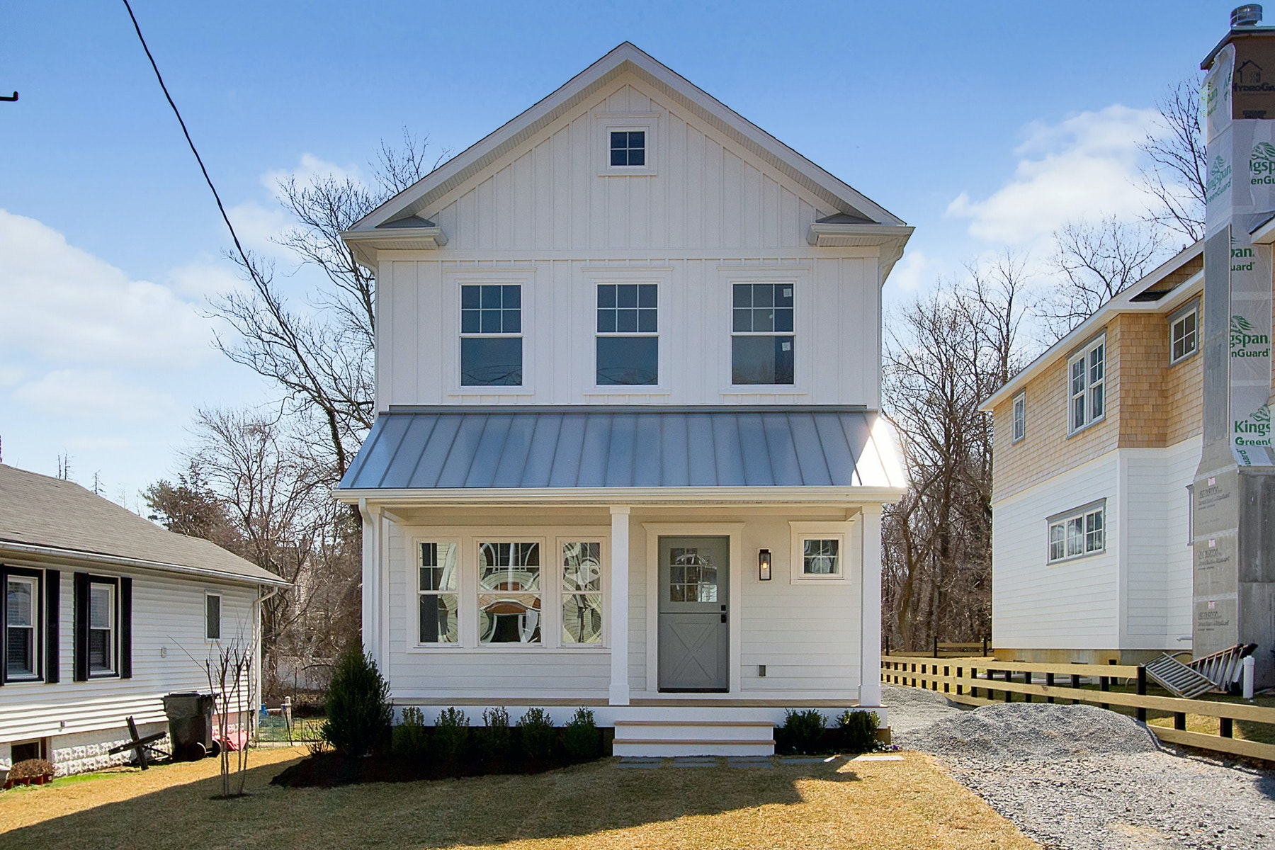Single Family Homes for Sale at Custom Colonial in Fair Haven 256 Third Street Fair Haven, New Jersey 07704 United States