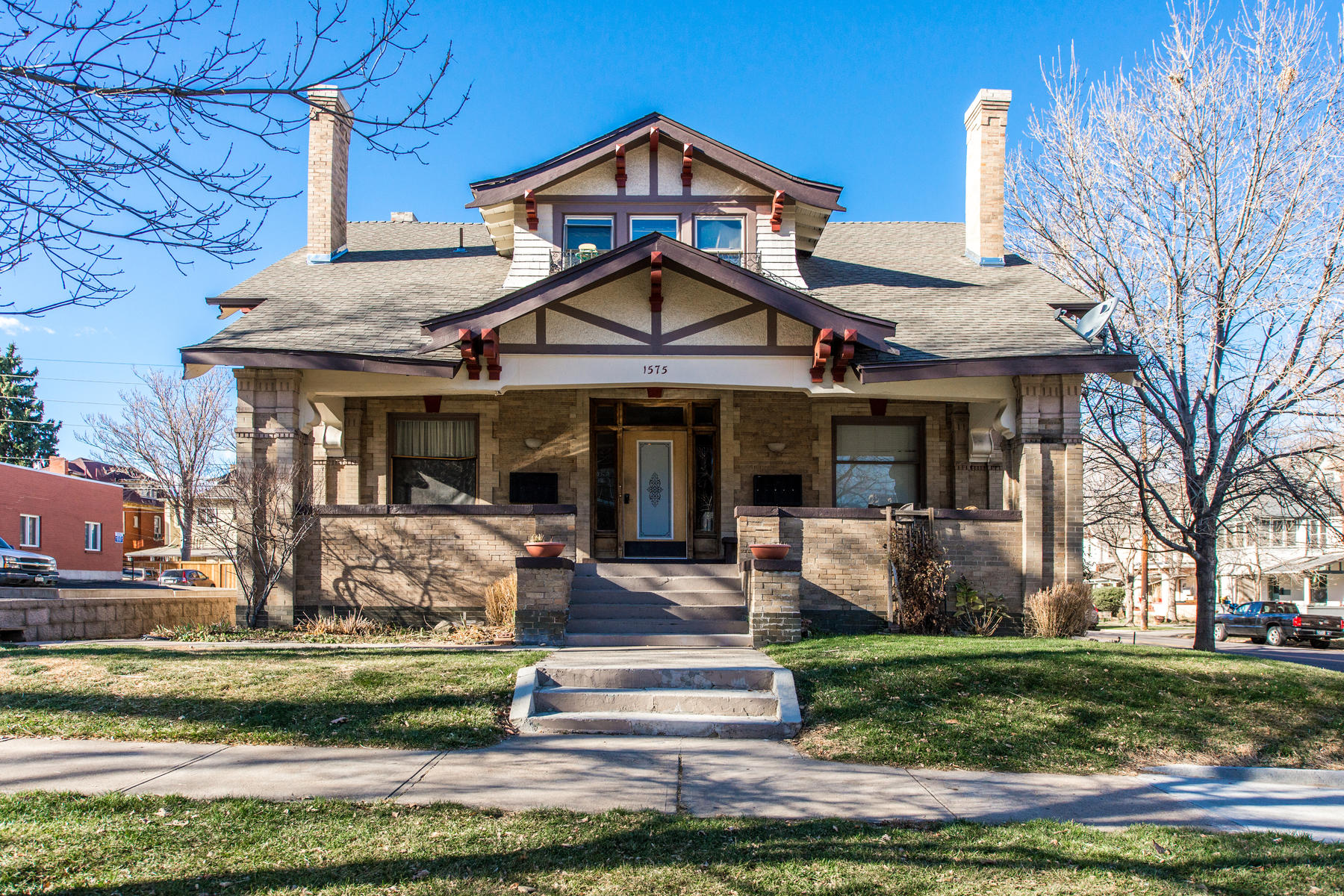 Multi-Family Home for Active at Investment Opportunity! 1575 Gaylord Street Denver, Colorado 80206 United States