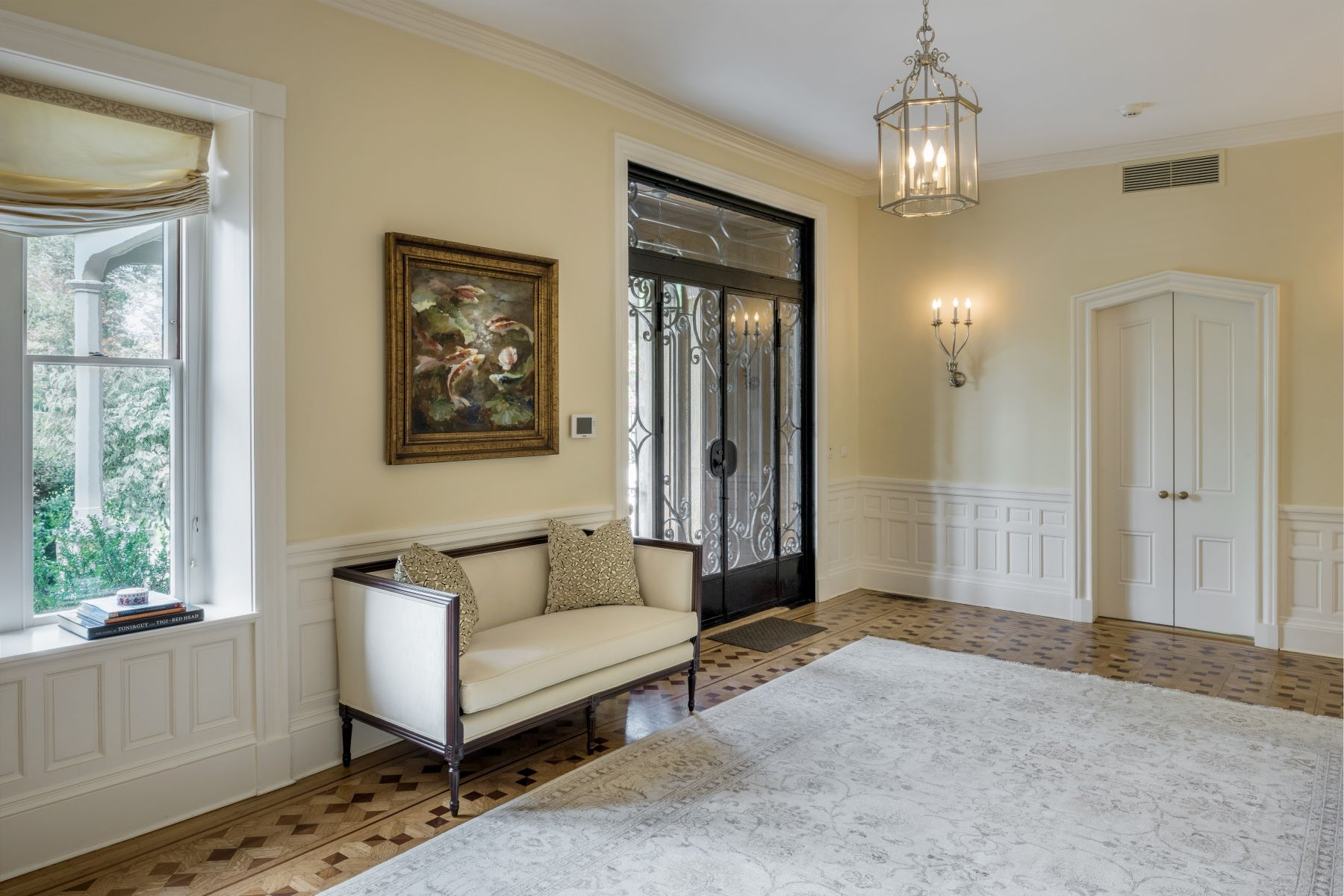 Additional photo for property listing at Iconic Rockry Hall 425 Bellevue Avenue Newport, Rhode Island 02840 United States