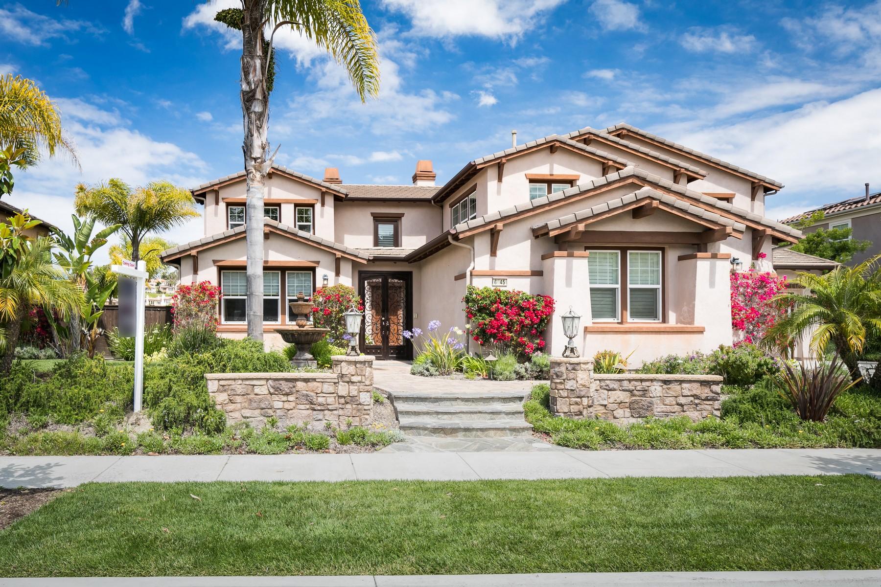 Maison unifamiliale pour l Vente à 6845 Tanzanite Drive Carlsbad, Californie 92009 États-Unis
