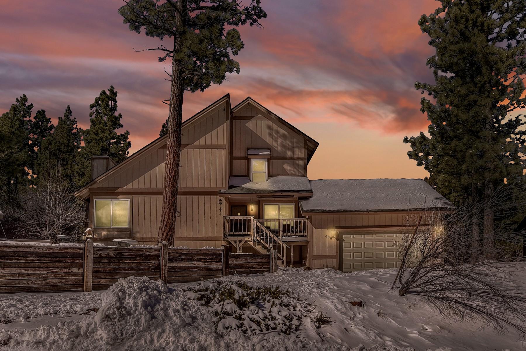 Single Family Homes para Venda às Big Bear City, Califórnia 92314 Estados Unidos