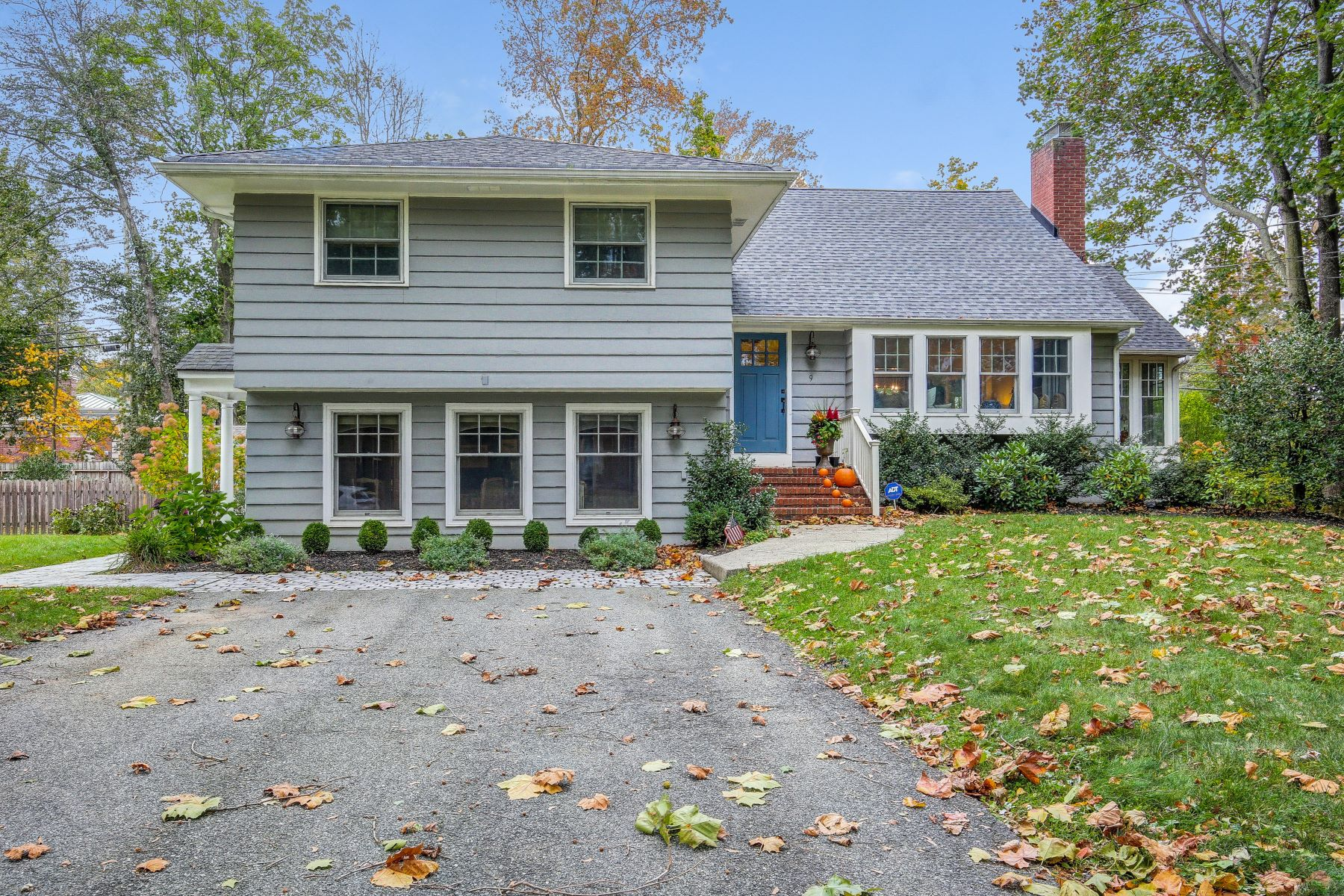 Single Family Homes for Sale at Charming and Spacious 9 Laurel Way Madison, New Jersey 07940 United States