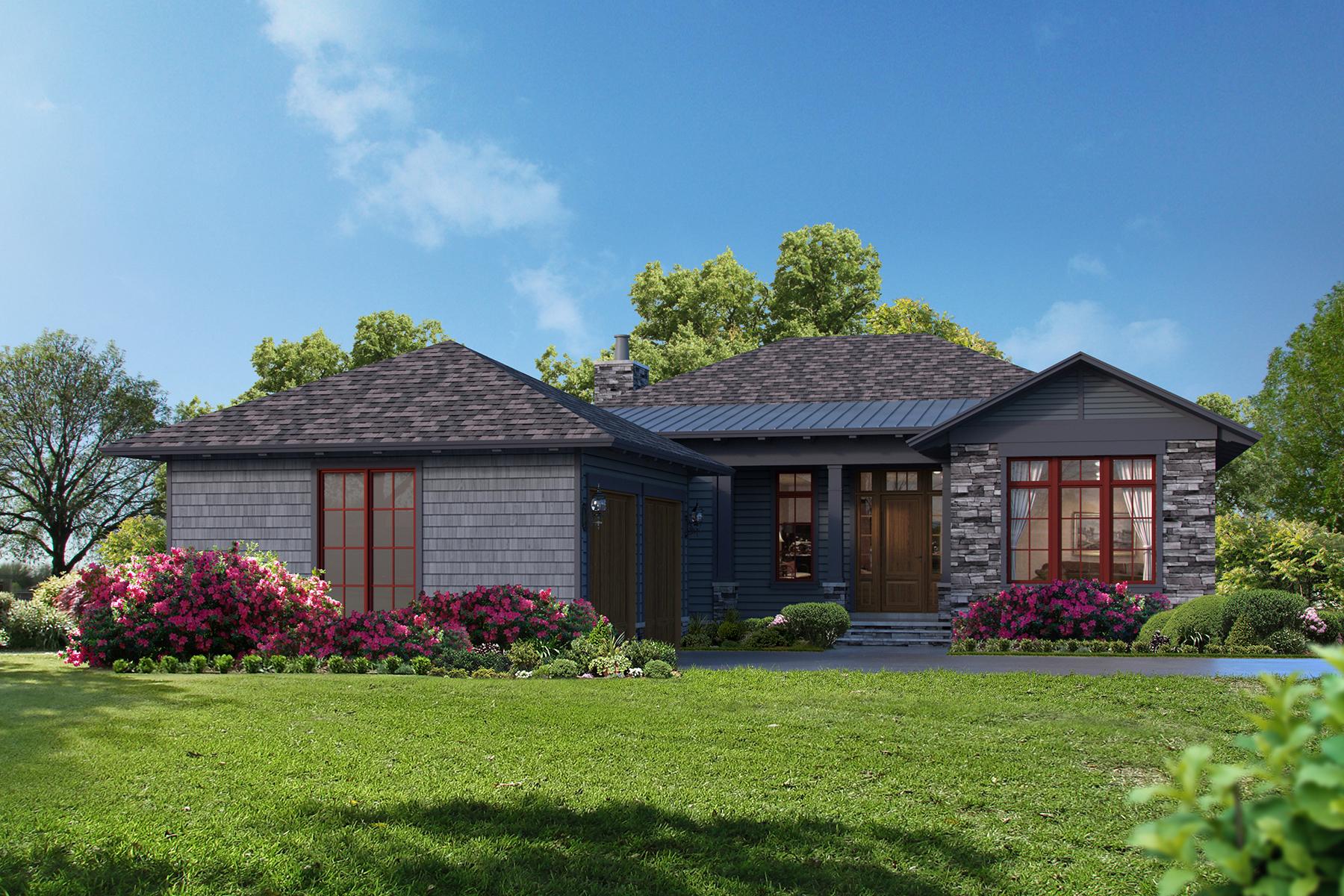 Single Family Homes por un Venta en LINVILLE - LINVILLE RIDGE 2001 Moon Run, Linville, Carolina Del Norte 28646 Estados Unidos