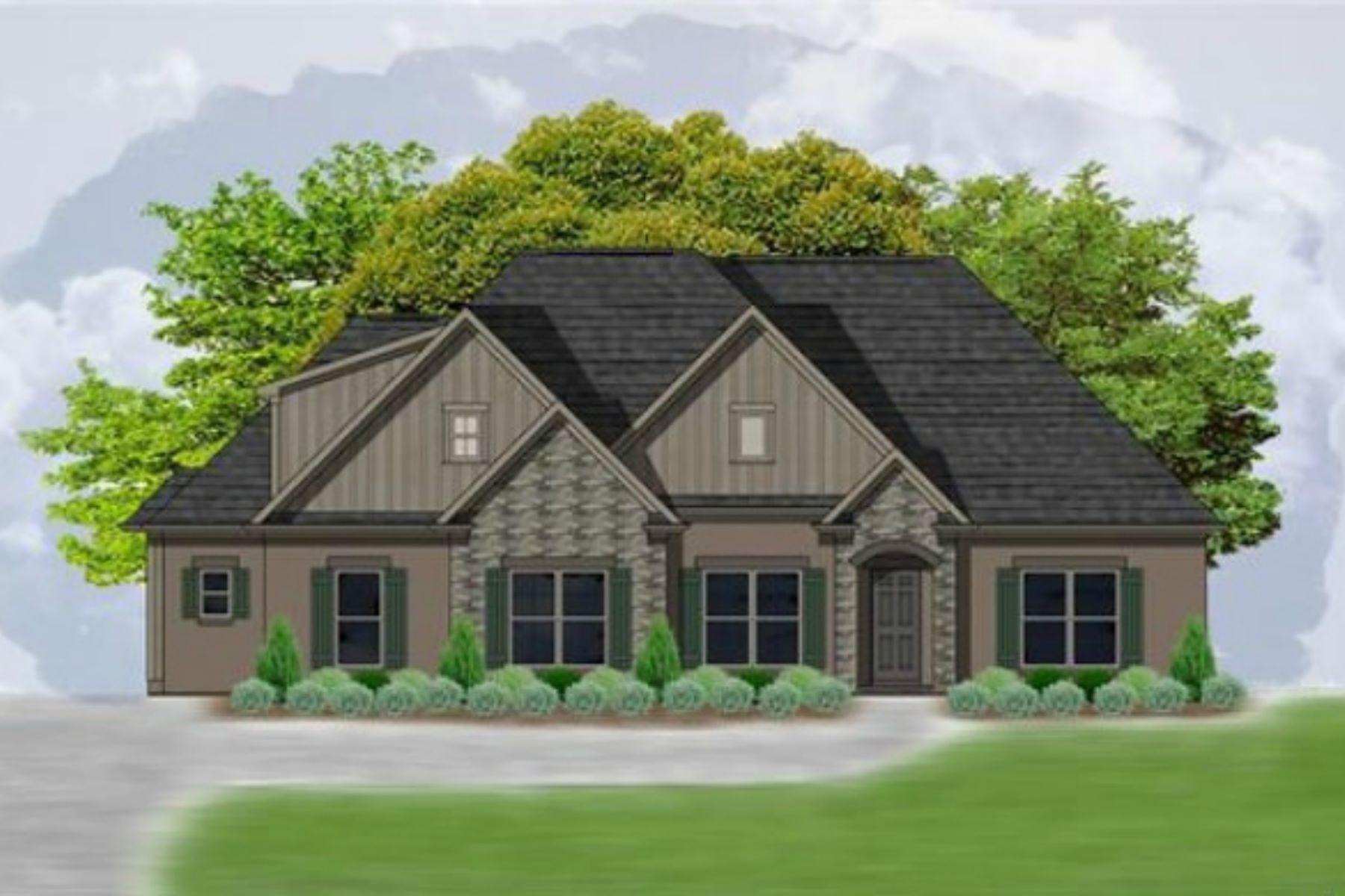 Single Family Homes por un Venta en 218 Jaycee Grace Drive Meridianville, Alabama 35759 Estados Unidos