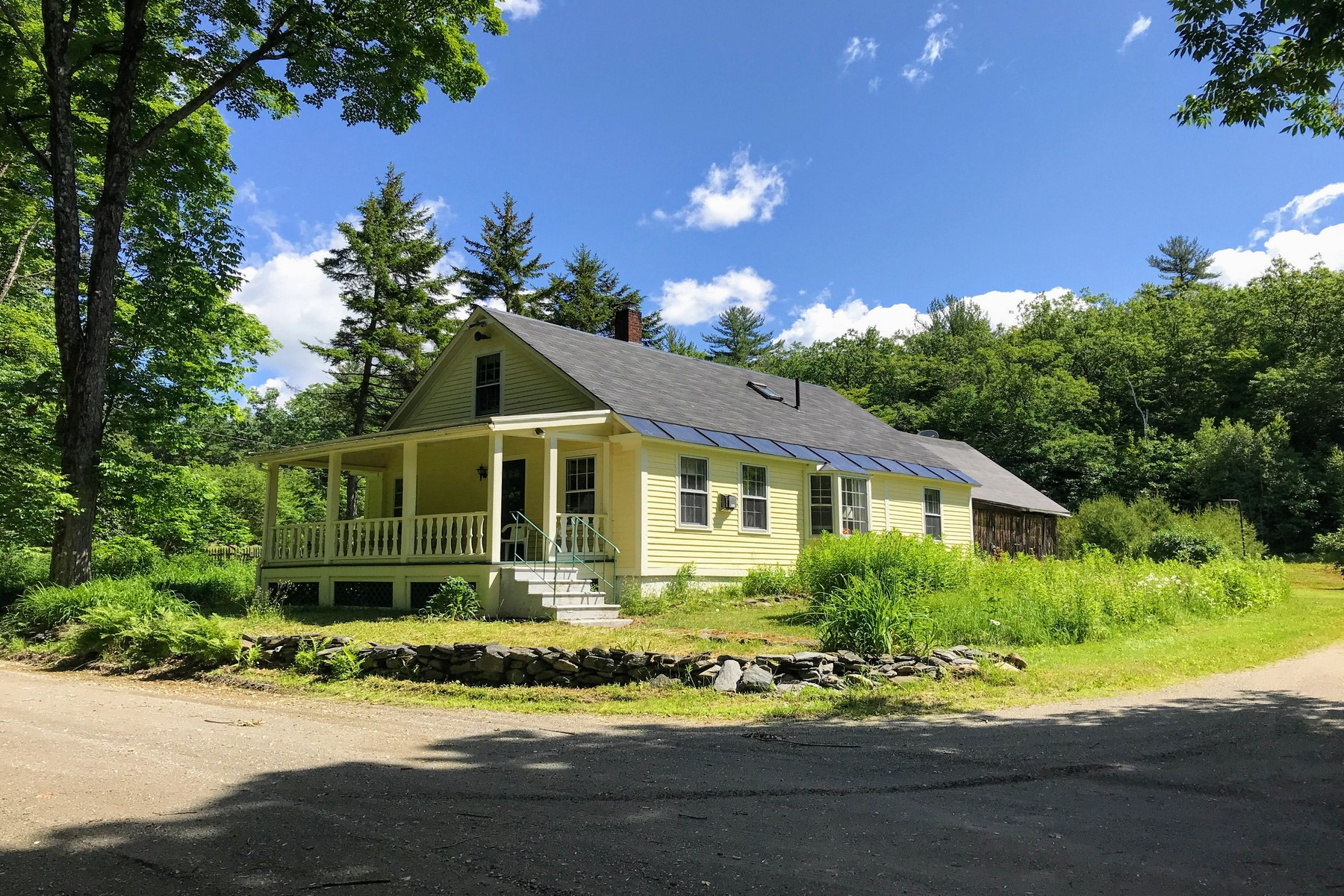 Single Family Home for Sale at Charming Newly Renovated Farmhouse 1909 Davidson Hill Rd Westminster, Vermont 05158 United States
