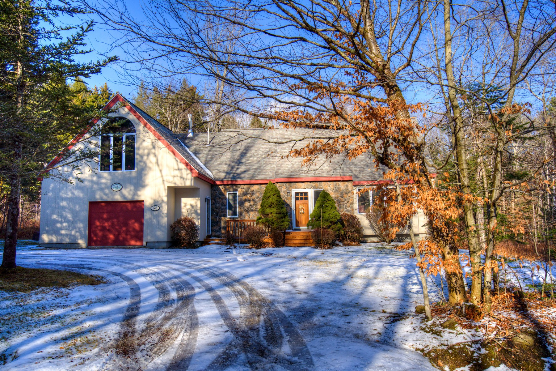 Single Family Homes for Sale at 58 Cranberry Hill Road Winhall, Vermont 05340 United States