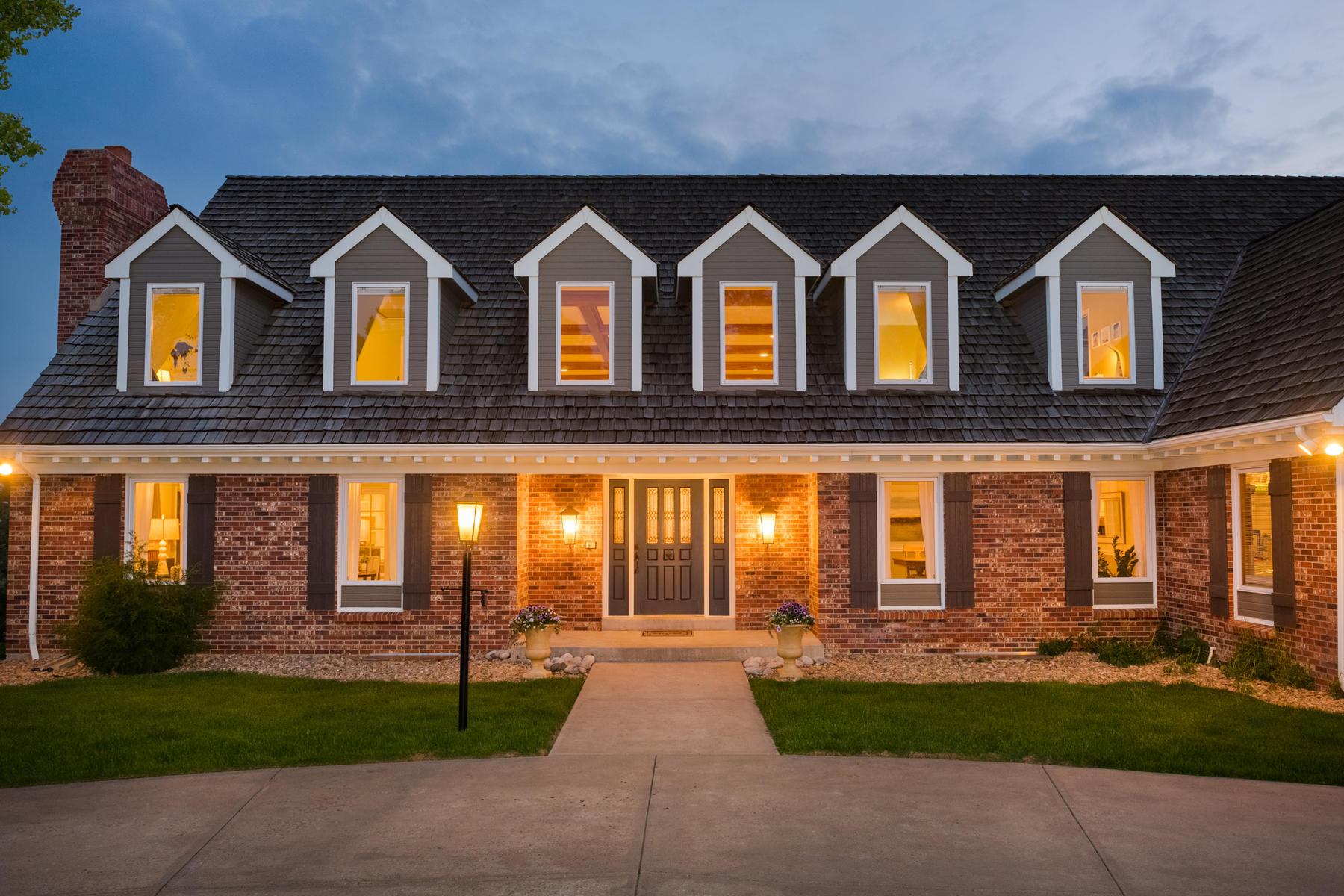 Single Family Homes για την Πώληση στο Your Tranquil Escape to Call Home 7665 S Biscay Street, Centennial, Κολοραντο 80016 Ηνωμένες Πολιτείες