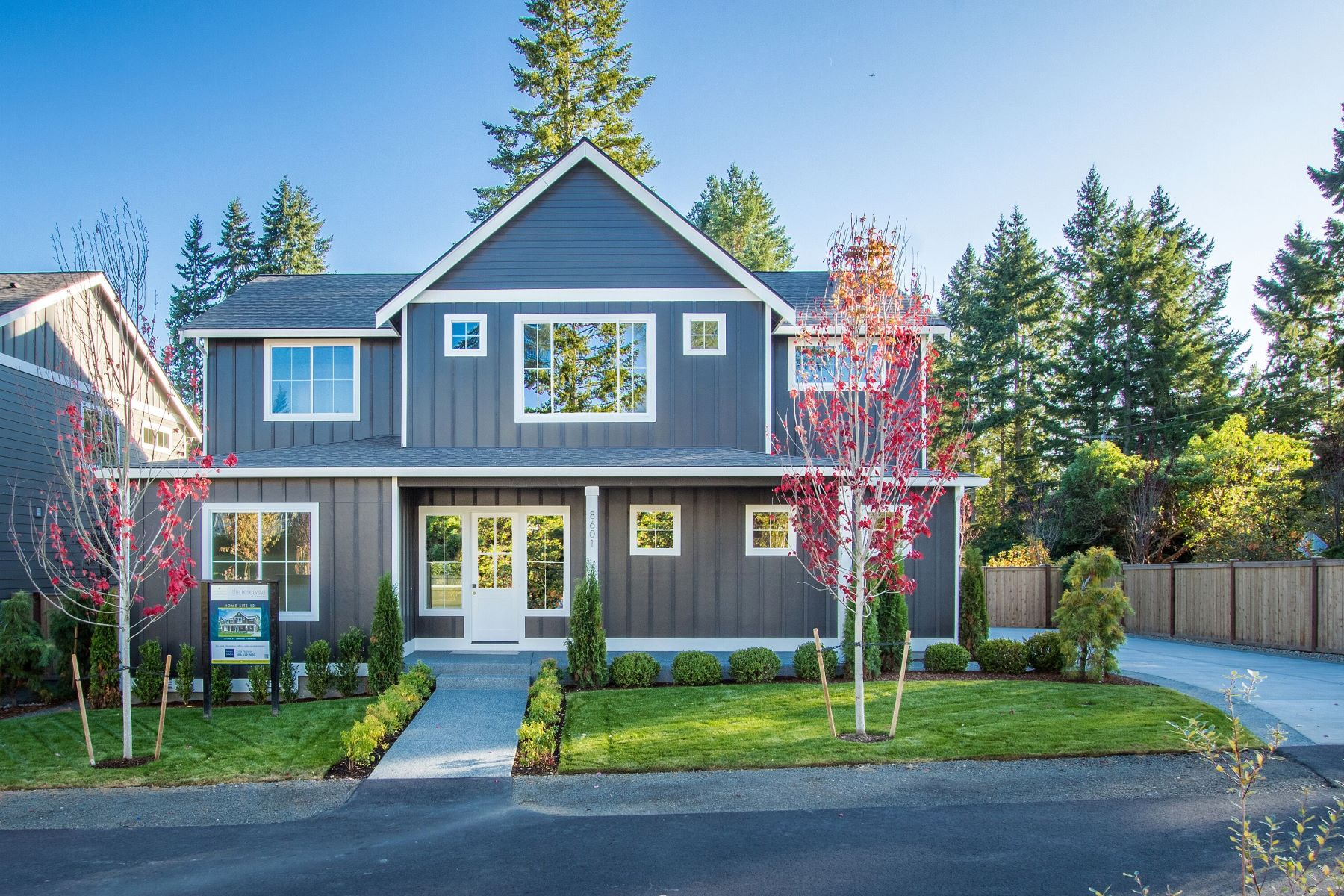 Single Family Homes for Sale at 8601 NE Reserve Wy, Bainbridge Island, WA 98110 8601 NE Reserve Wy Bainbridge Island, Washington 98110 United States