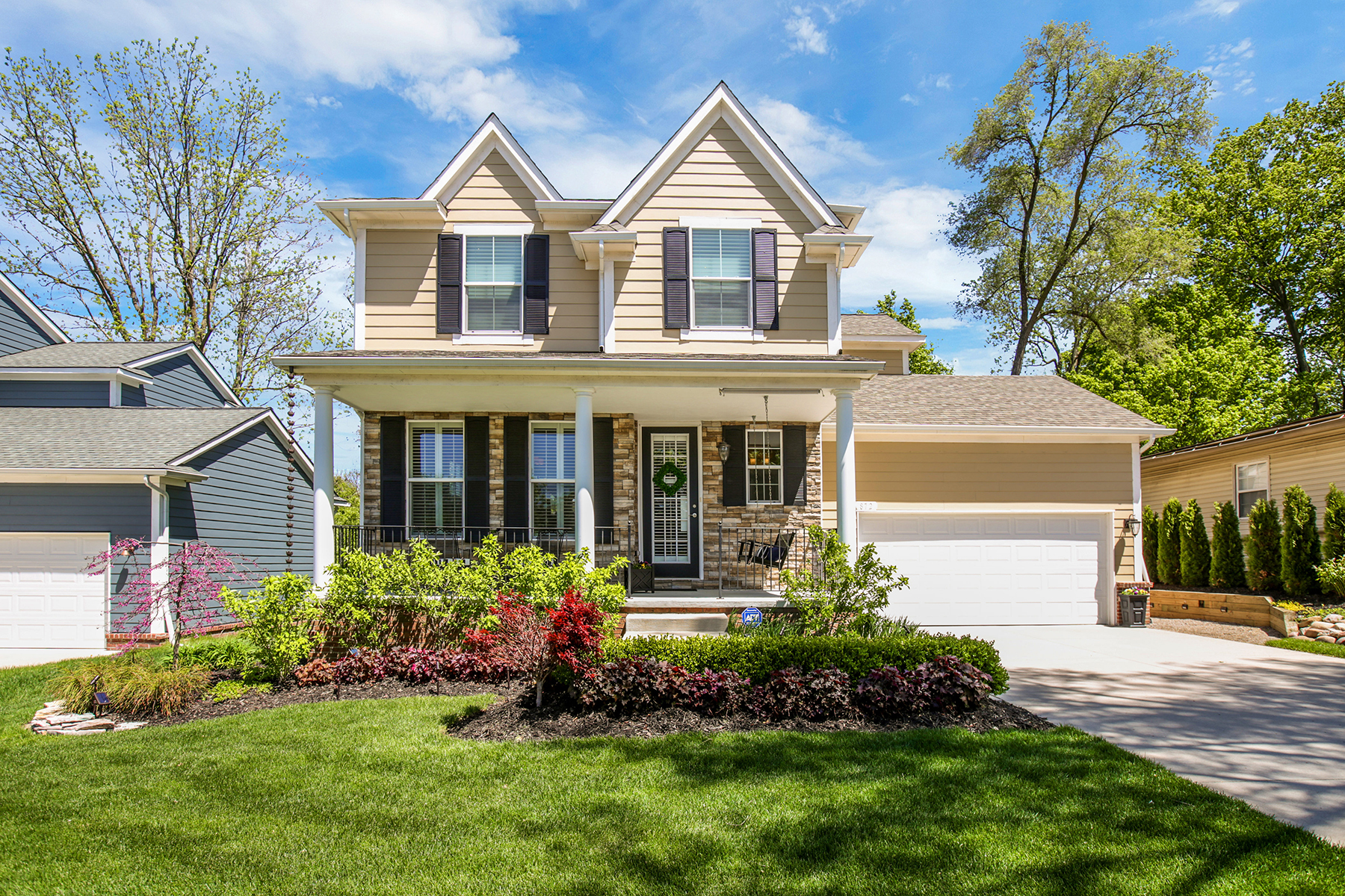 Single Family Homes for Sale at Northville 872 N Center Street Northville, Michigan 48167 United States