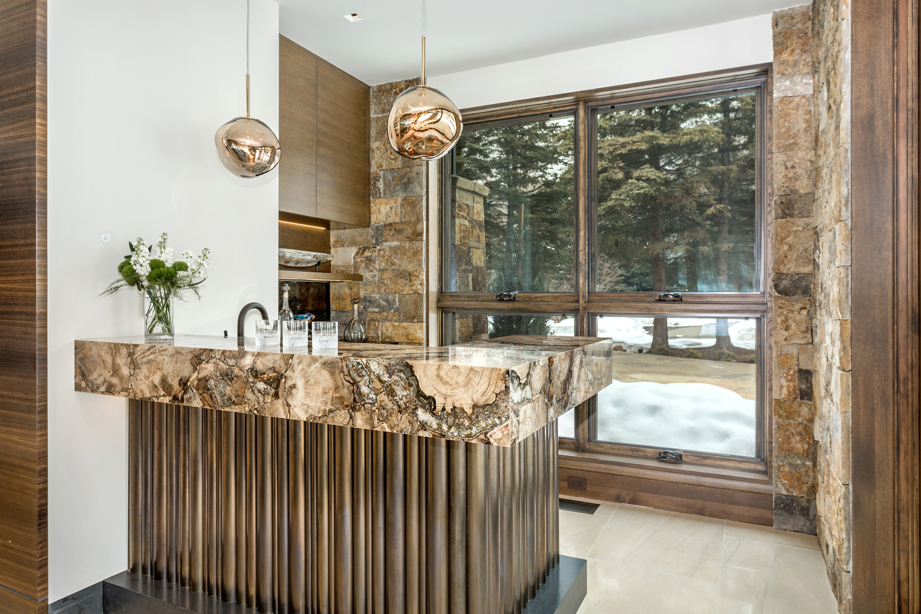 Additional photo for property listing at Modern Masterpiece on Gore Creek 2950 Booth Creek Drive Vail, Colorado 81657 United States