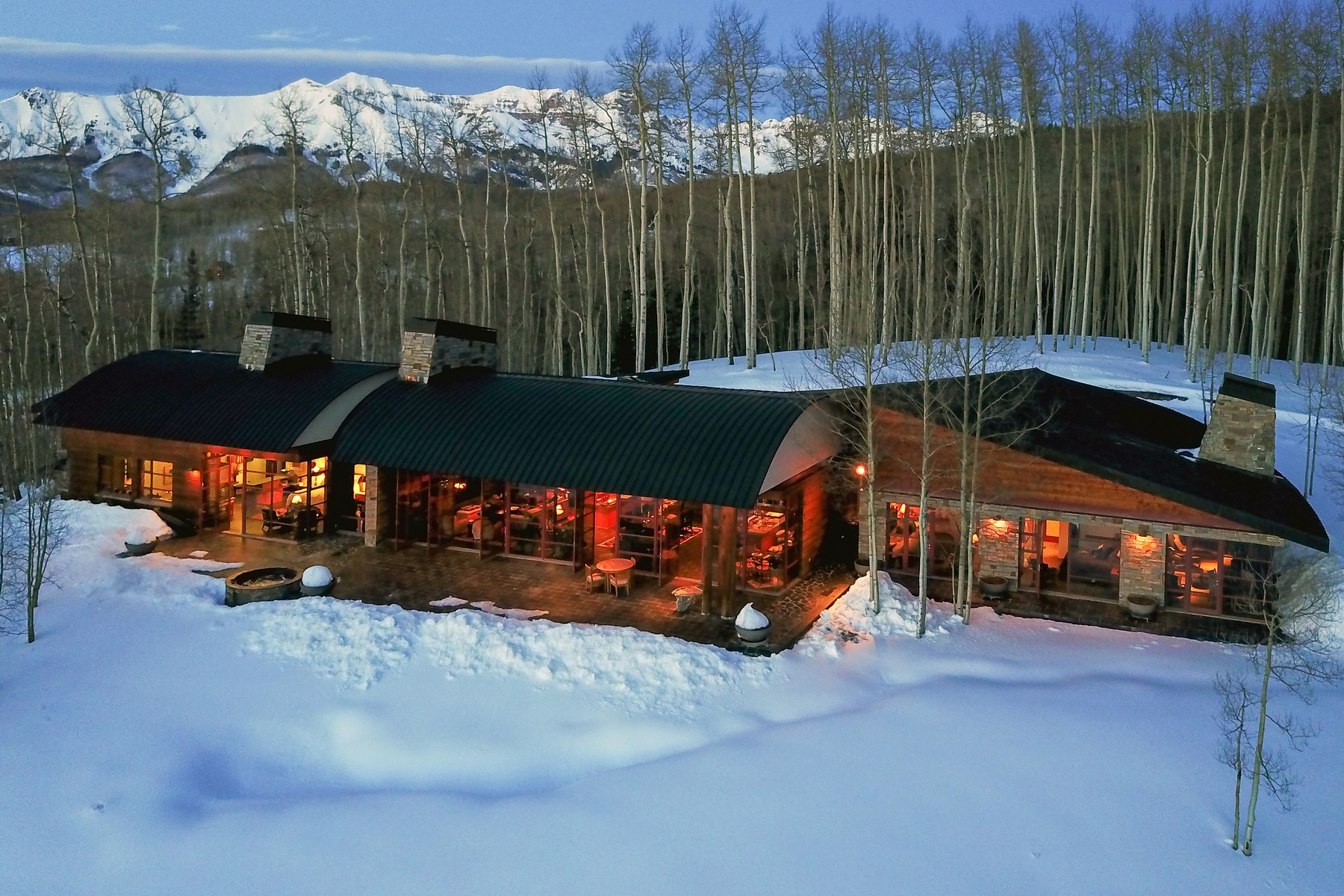 Single Family Home for Active at 500 Elk Run Drive 500 Elk Run Drive Telluride, Colorado 81435 United States