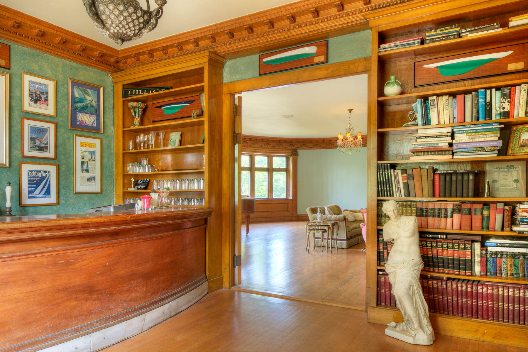 Additional photo for property listing at 'Hilltop' 97 105 Ruggles Avenue Newport, Rhode Island 02840 United States