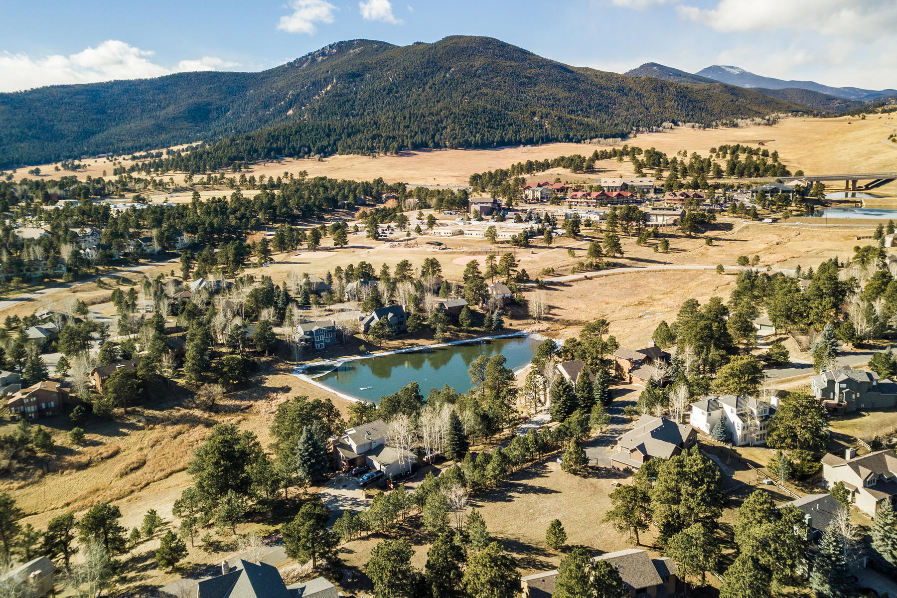 Wonderful, Flat, South-Facing Parcel with Amazing Views 31345 South Bermuda Dunes Drive Evergreen, Colorado 80439 United States