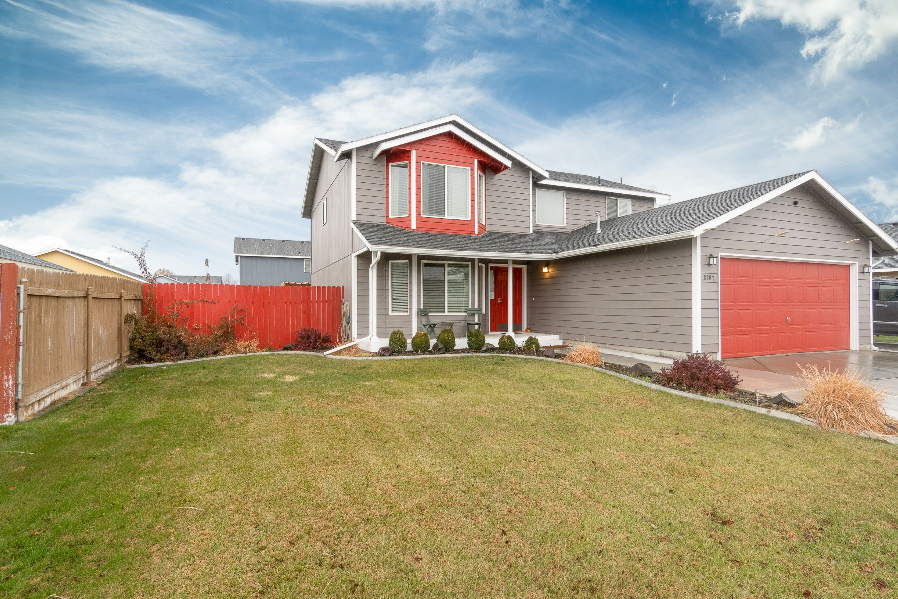 Single Family Homes for Sale at Adorable Doesn't Come Close to Describe This Home 8307 Lopez Dr Pasco, Washington 99301 United States