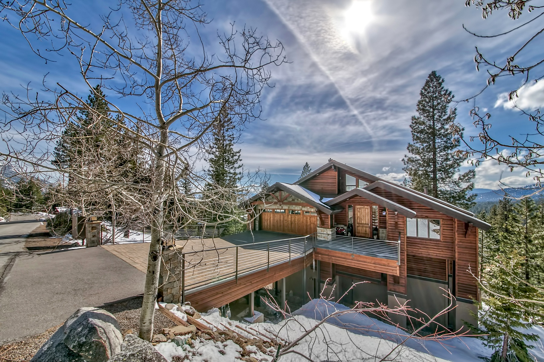 Single Family Home for Sale at 413 Fairview Boulevard, Incline Village, Nevada Incline Village, Nevada, 89451 Lake Tahoe, United States