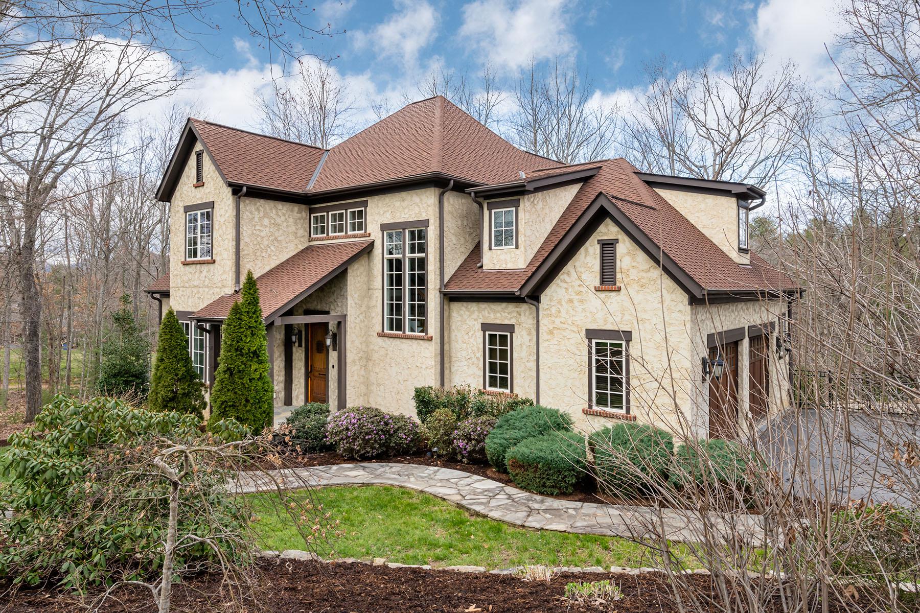 Single Family Homes for Sale at 659 Wickhams Fancy Dr Biltmore Lake, North Carolina 28715 United States