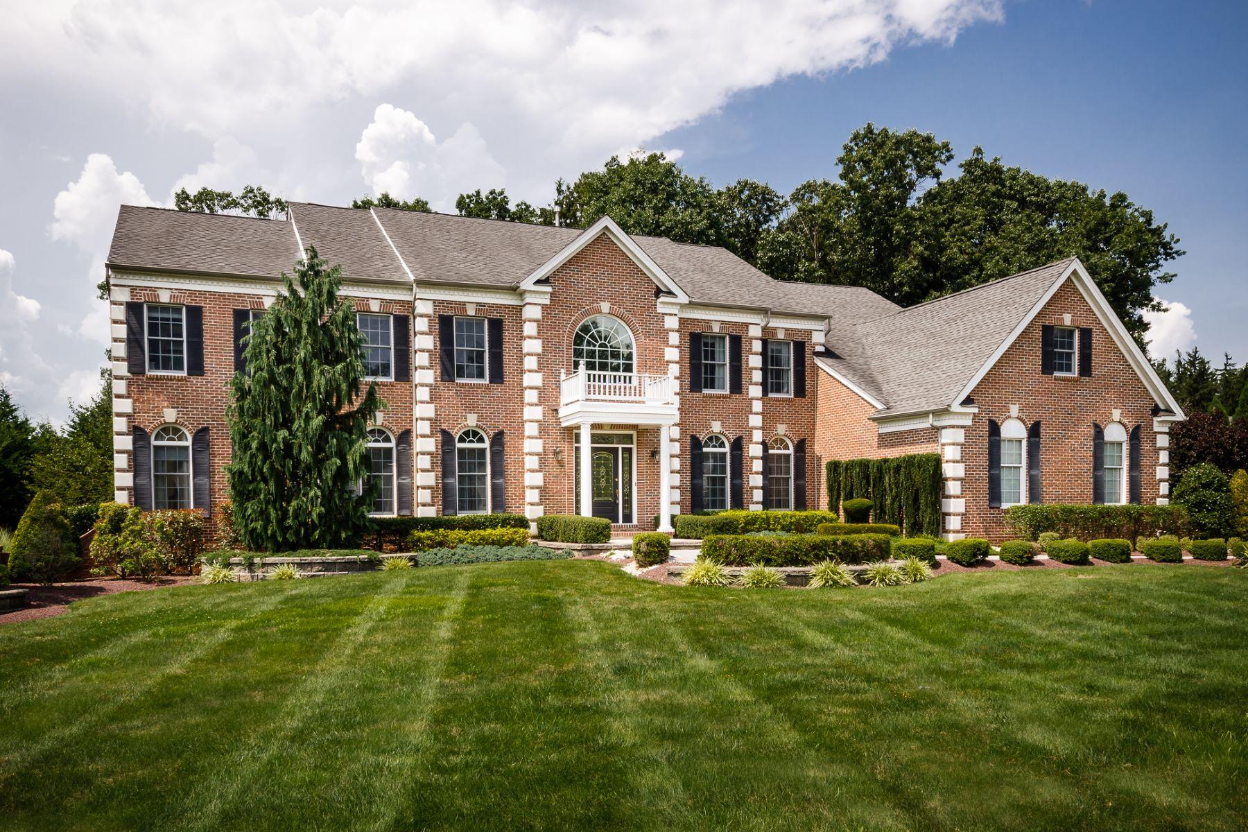 一戸建て のために 売買 アット Cranbury Colonial Celebrates Toll Brothers Luxury 14 Shady Brook Lane Cranbury, ニュージャージー 08512 アメリカ合衆国で/アラウンド: Cranbury