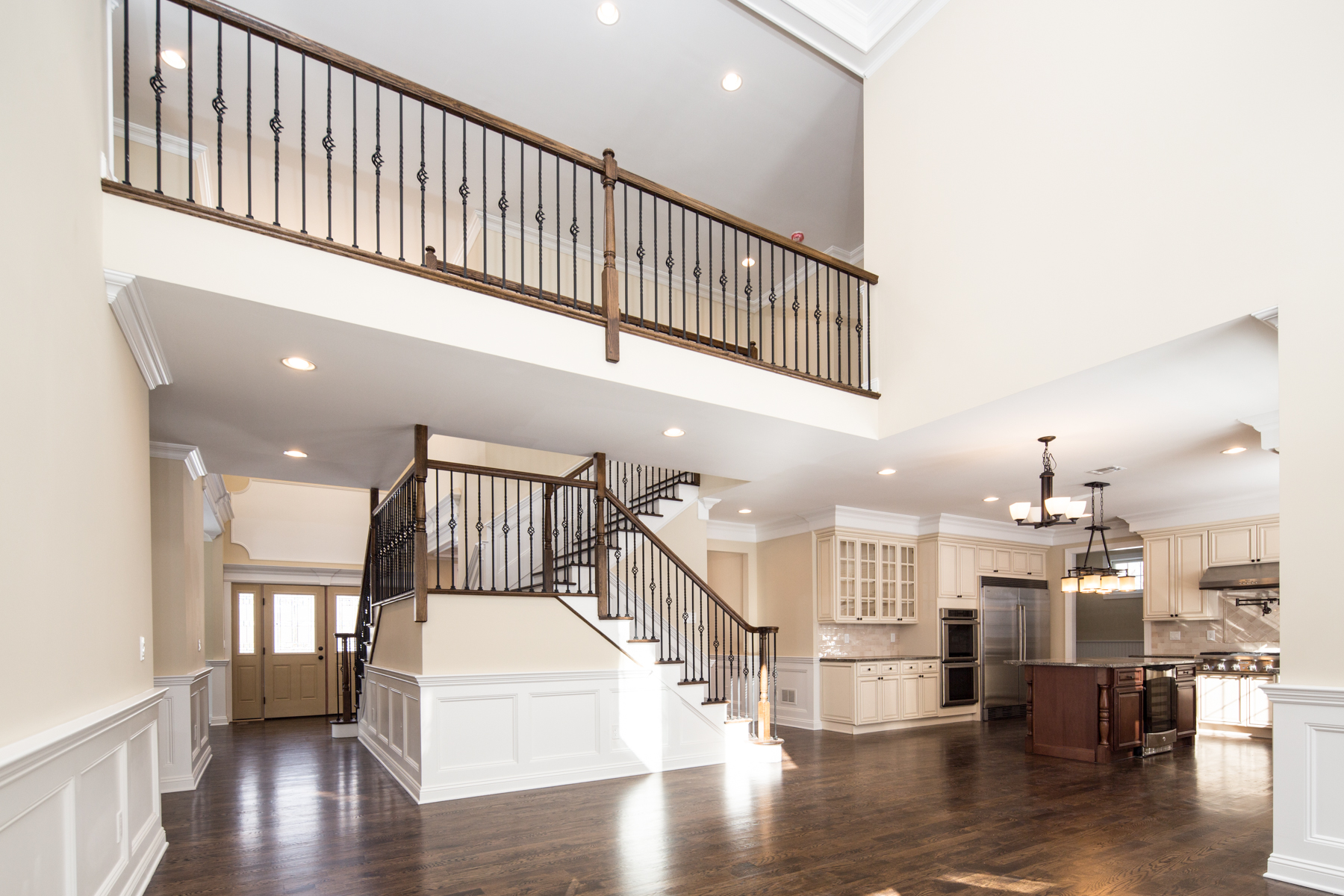 Single Family Home for Sale at New Custom Colonial 103 Seney Drive Bernardsville, New Jersey 07924 United States