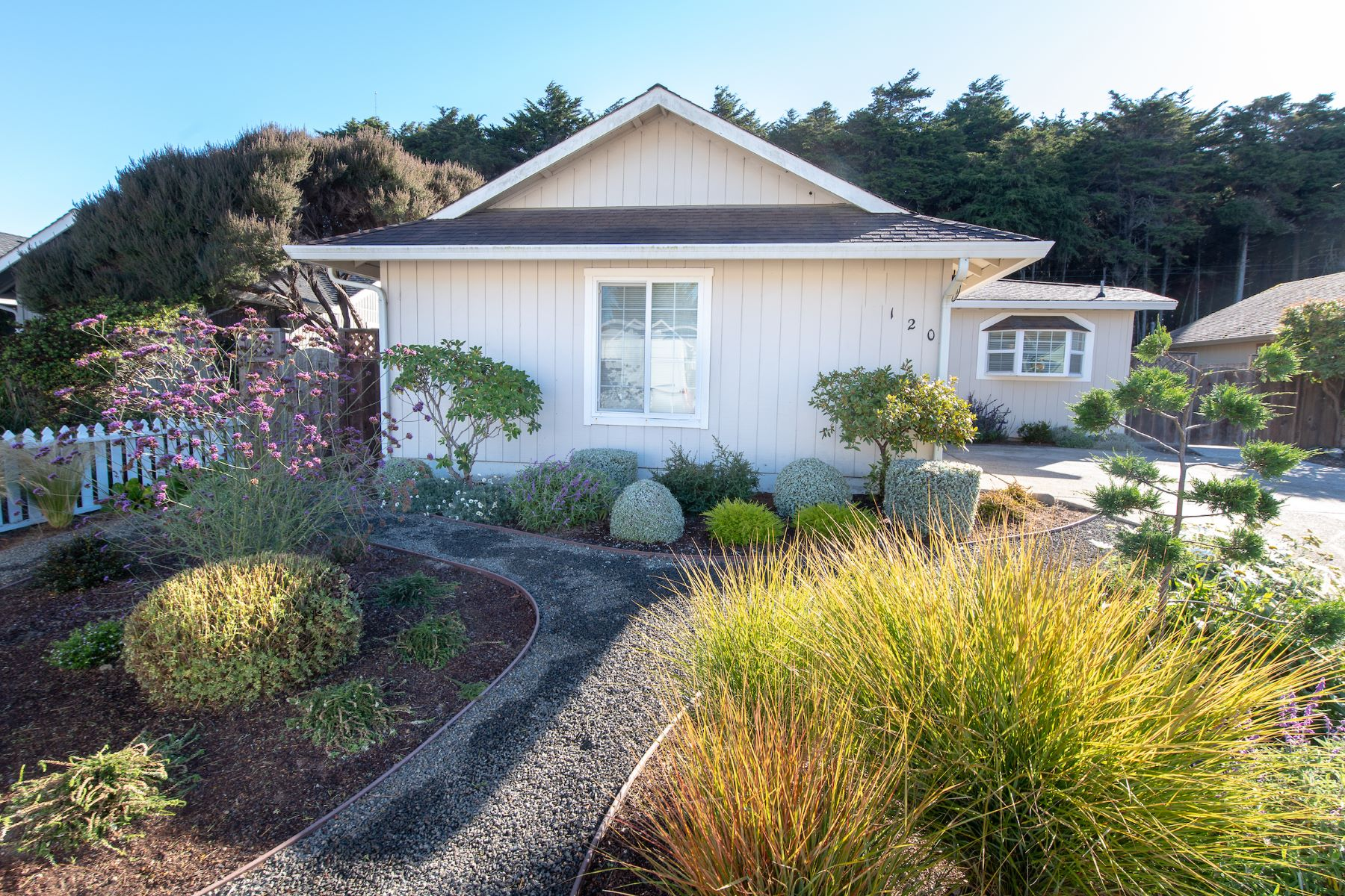 Property for Sale at Peaceful Gardens 120 Hocker Lane Fort Bragg, California 95437 United States