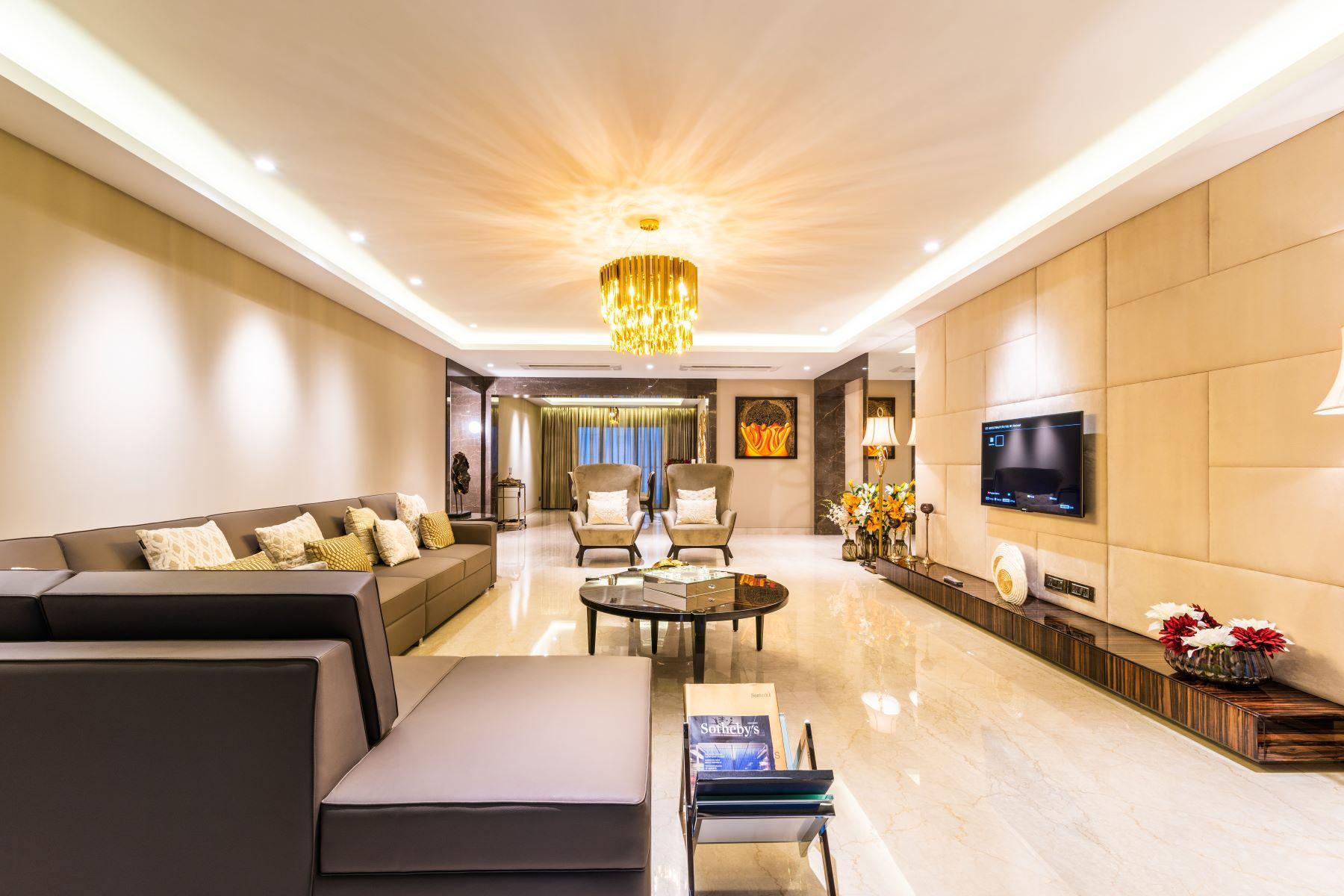 Apartments 为 出租 在 Signia Pearl (Venetian suite) Signia Pearl, Bandra Kurla Complex 孟买, 马哈拉托特拉邦 400051 印度