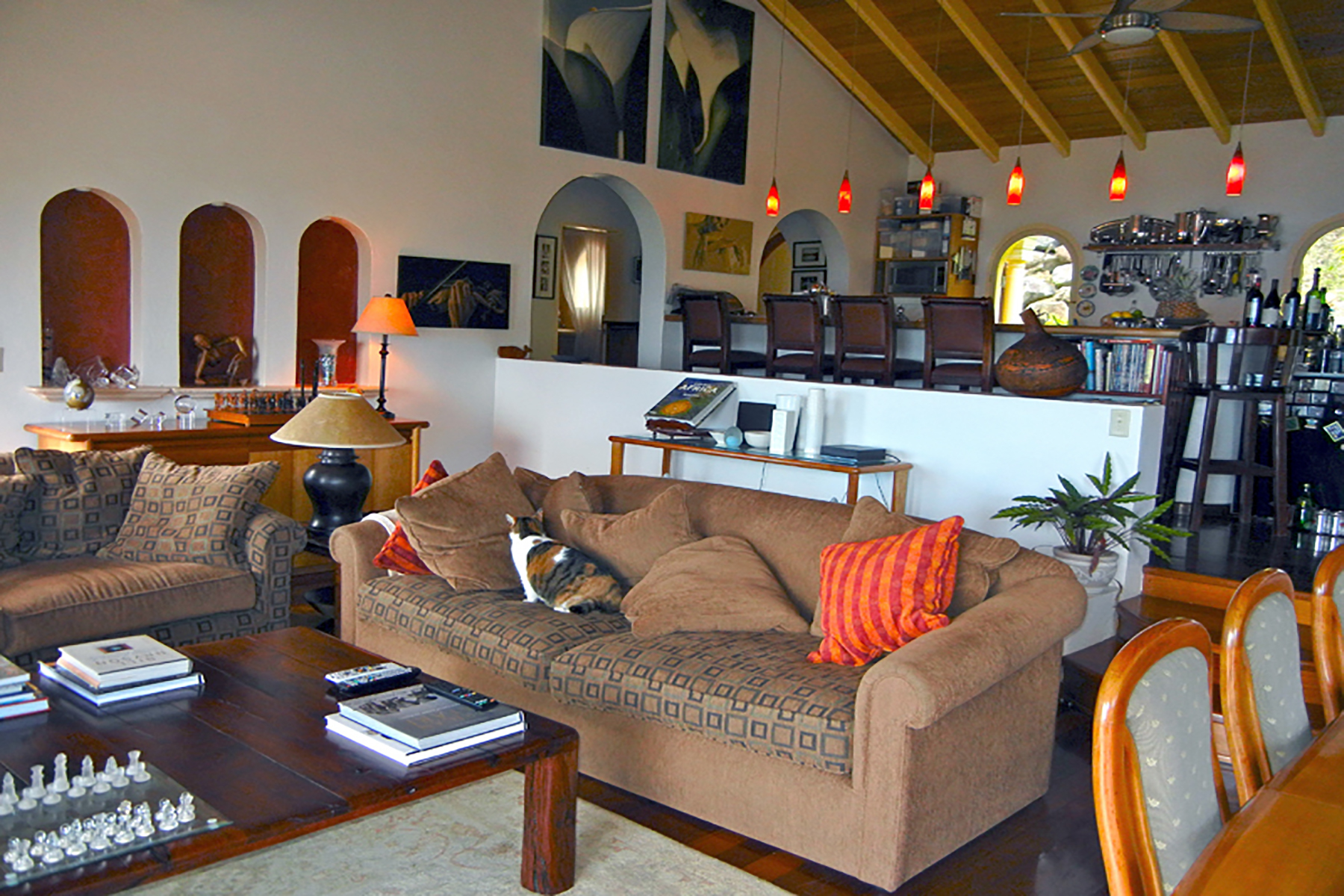 Additional photo for property listing at Maarib House Shannon, Tortola British Virgin Islands