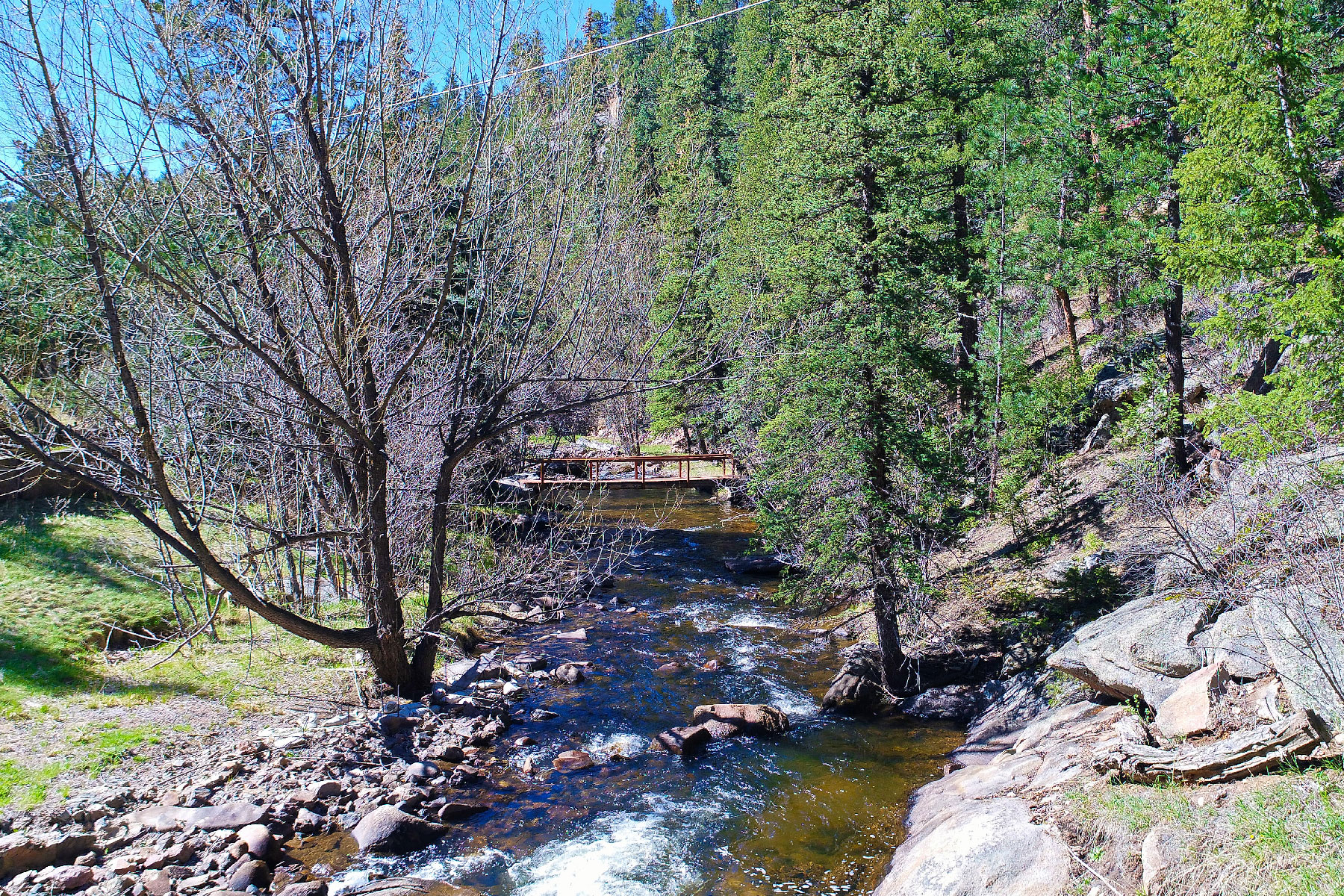 Additional photo for property listing at Rippling Waters Estate 30754 Upper Bear Creek Road Evergreen, Colorado 80439 United States