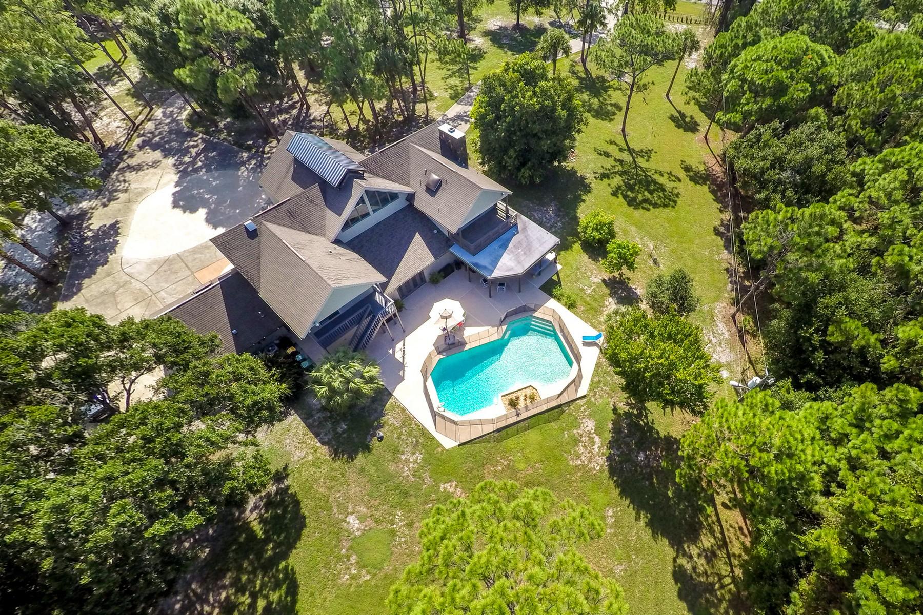 一戸建て のために 売買 アット 2945 Appaloosa Blvd 2945 Appaloosa Blvd. Melbourne, フロリダ, 32934 アメリカ合衆国